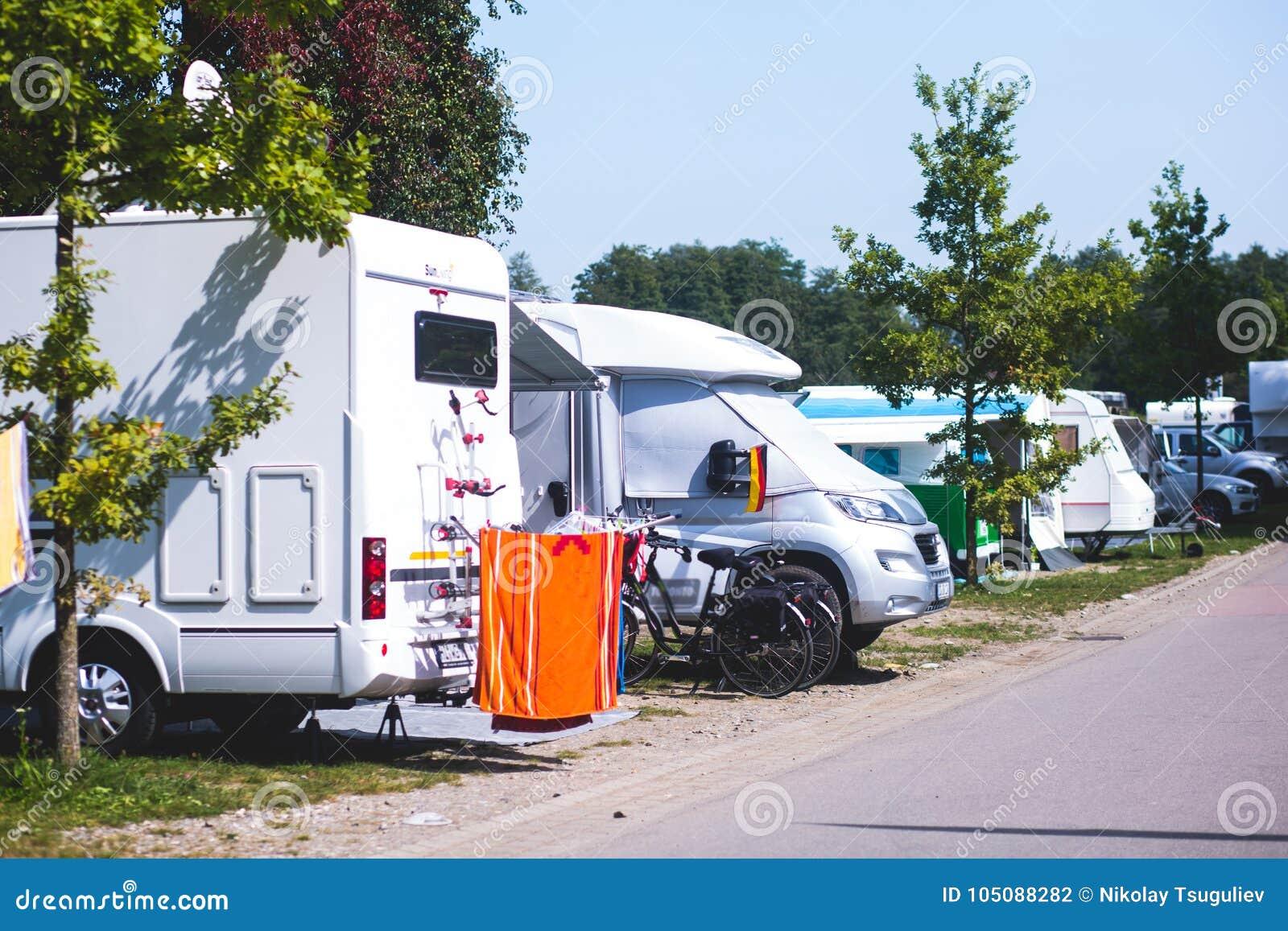 Trailerpark Deutschland
