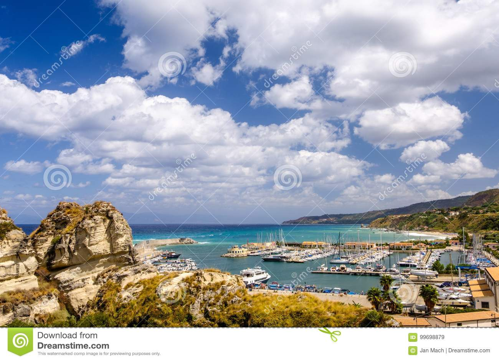 Martina in Tropea