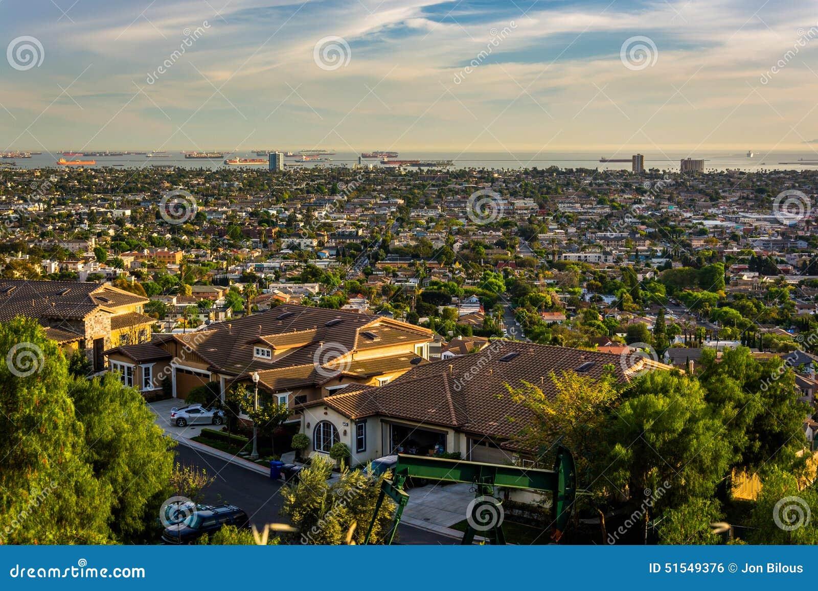 Signal Hill View Long Beach