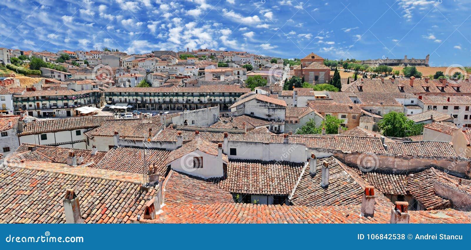 Chinchon Spain