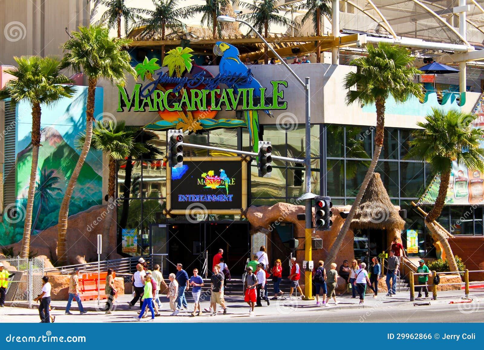 Menu  Las Vegas NV  Jimmy Buffetts Margaritaville