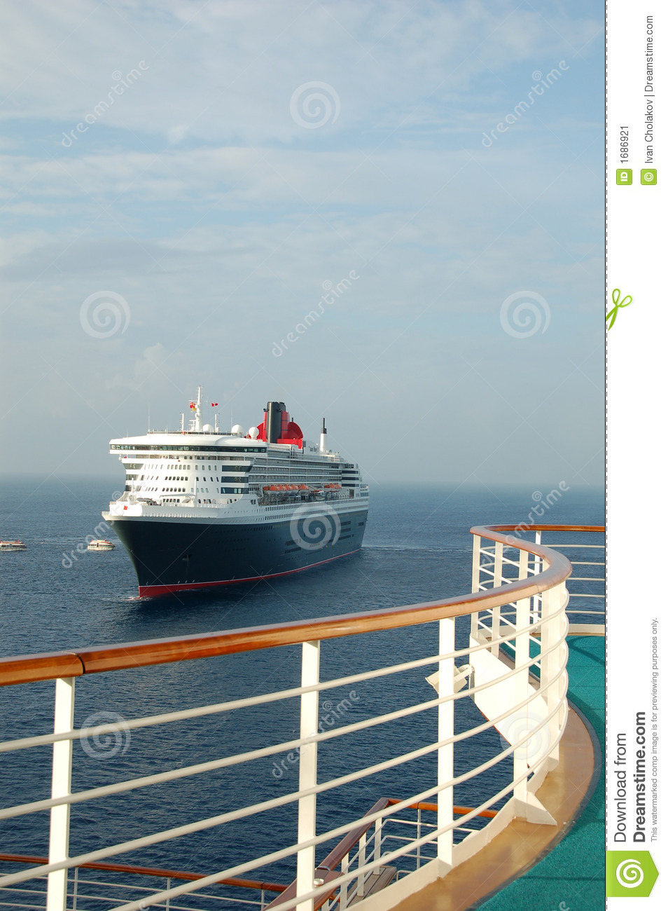 View from luxury cruise ship balcony stock image image for Balcony in cruise ship