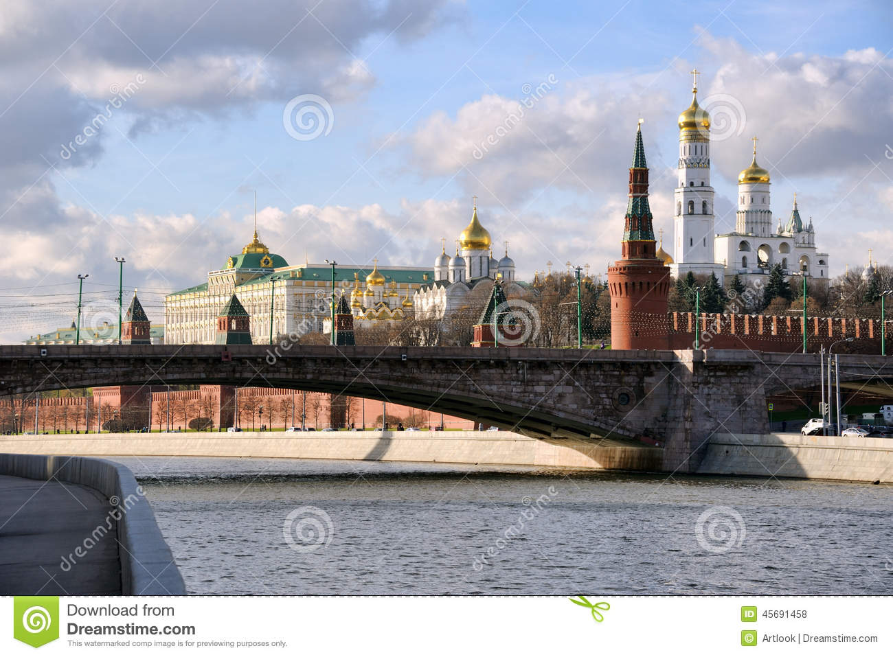 The Moscow Kremlin architectural ensemble: description, history and interesting facts 56