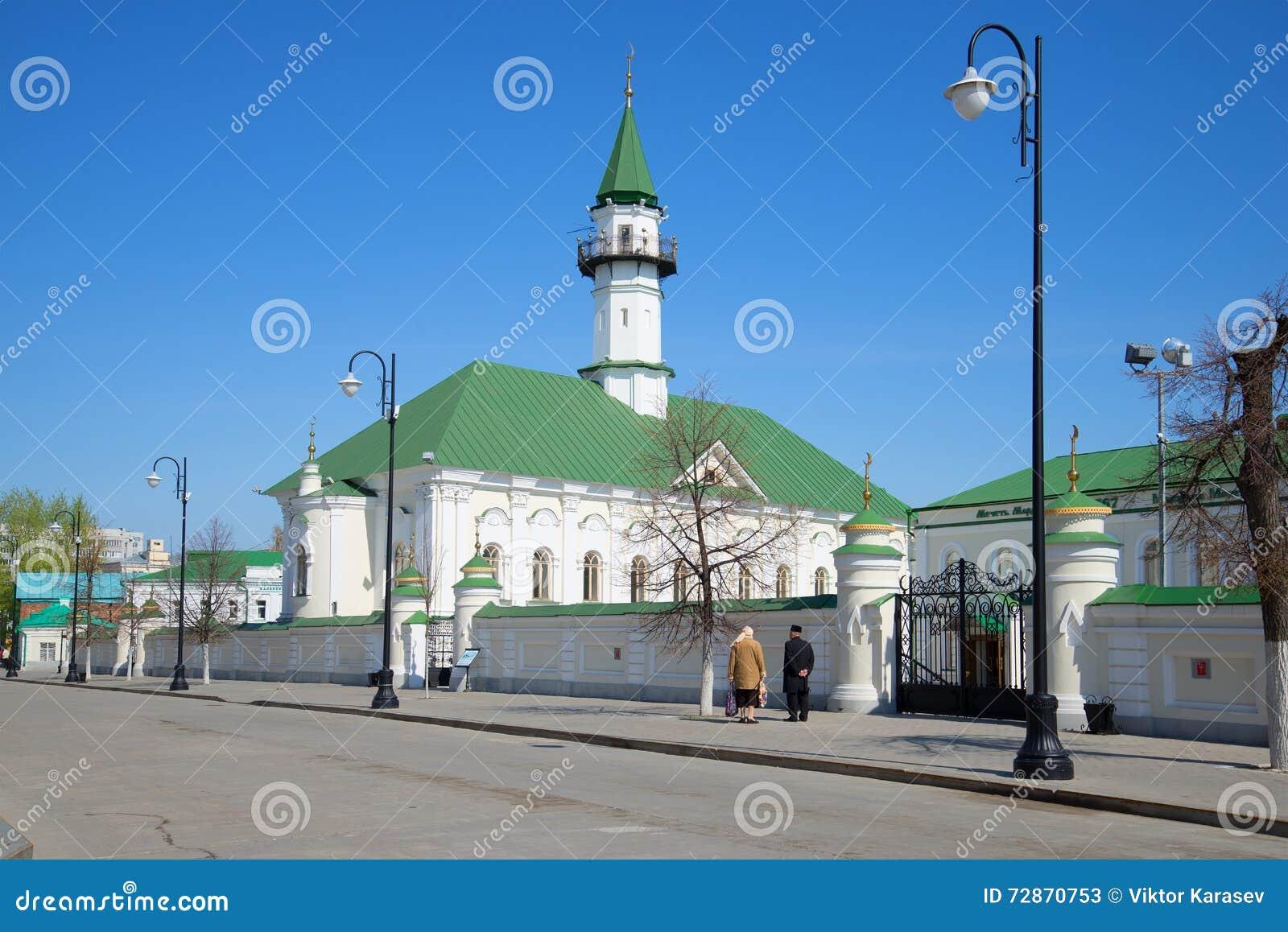Al Marjani - mosque in Kazan: description, history, relics and shrines 74
