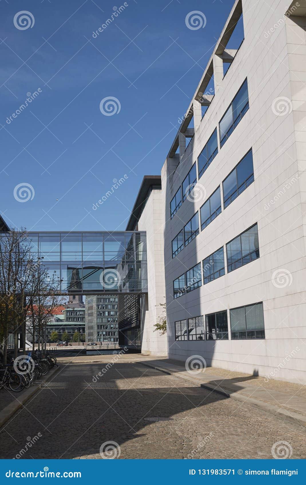 View of Nordea building
