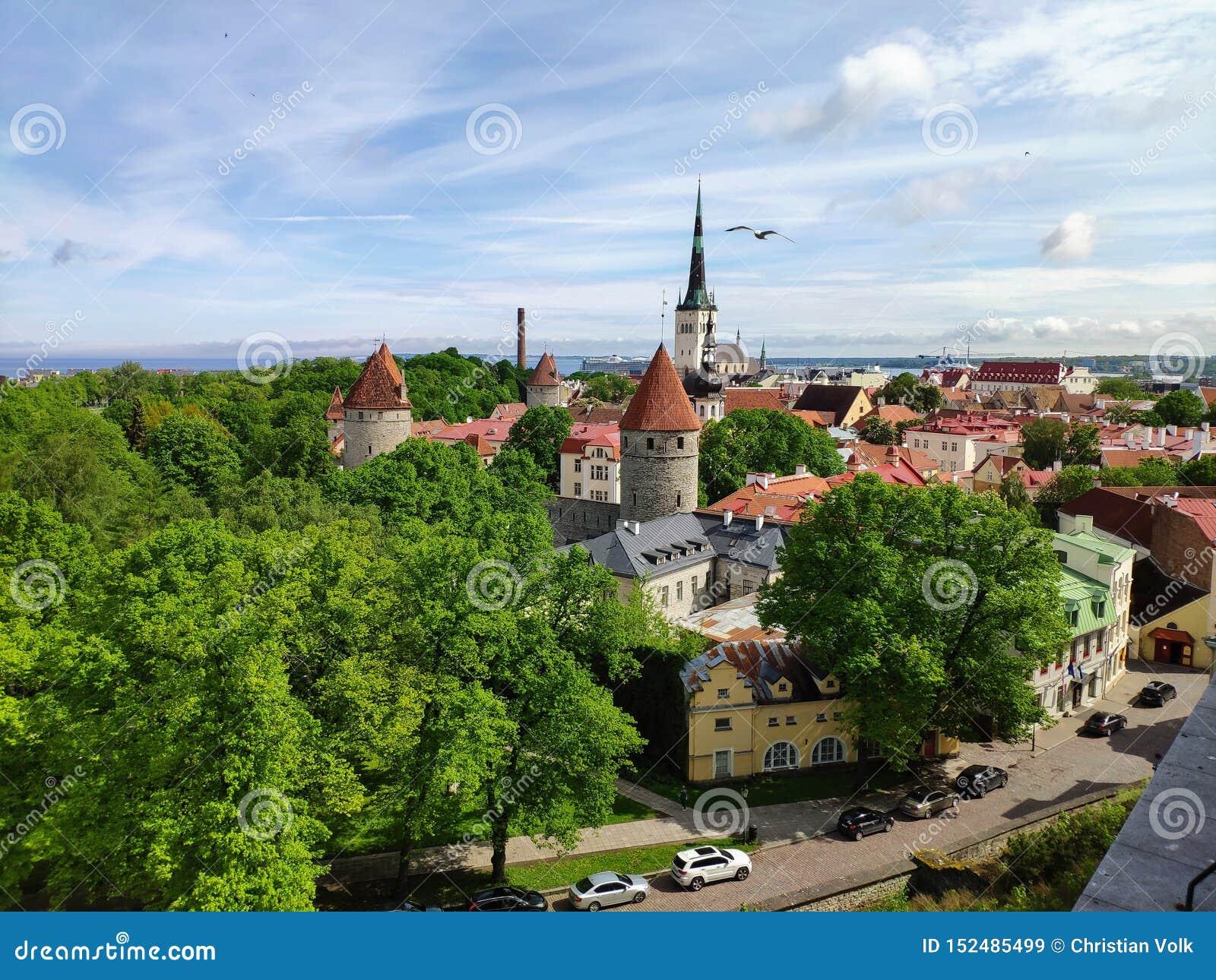 Old town - Tallinn