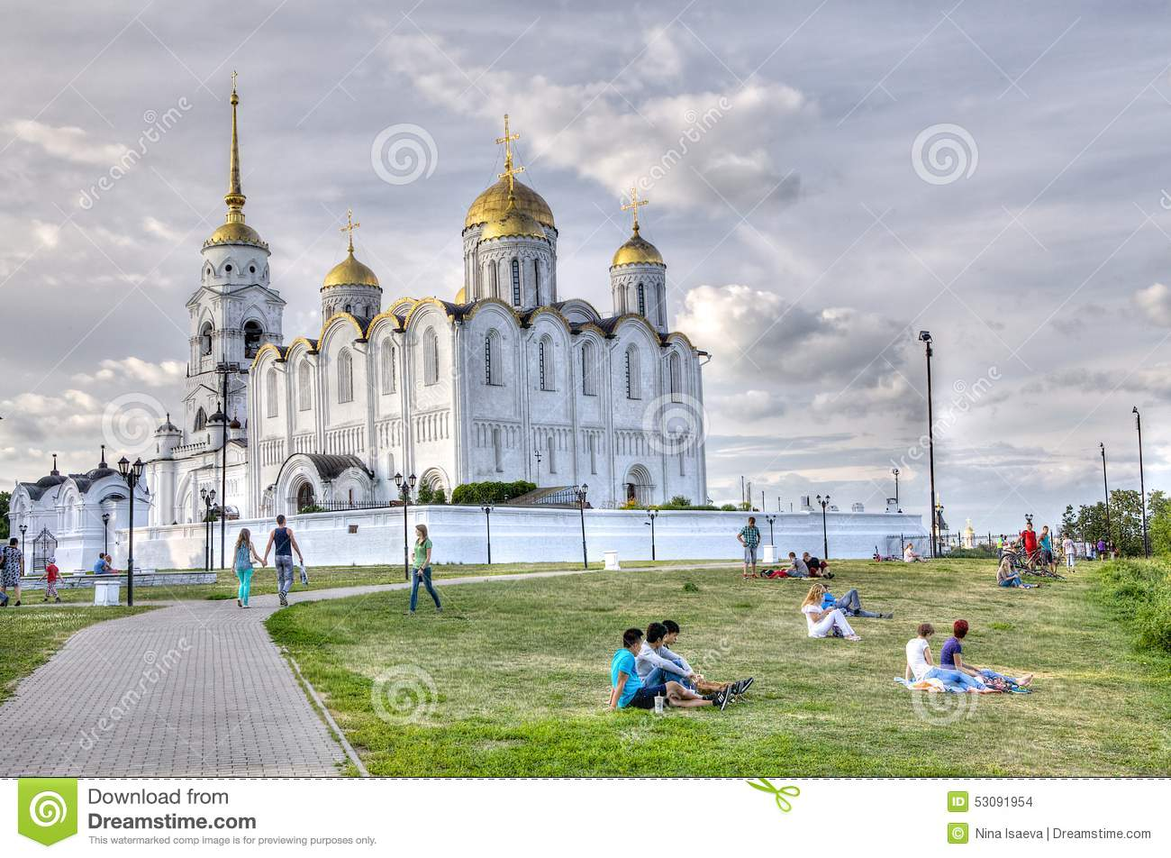 The founding of Vladimir. City history and interesting facts 65