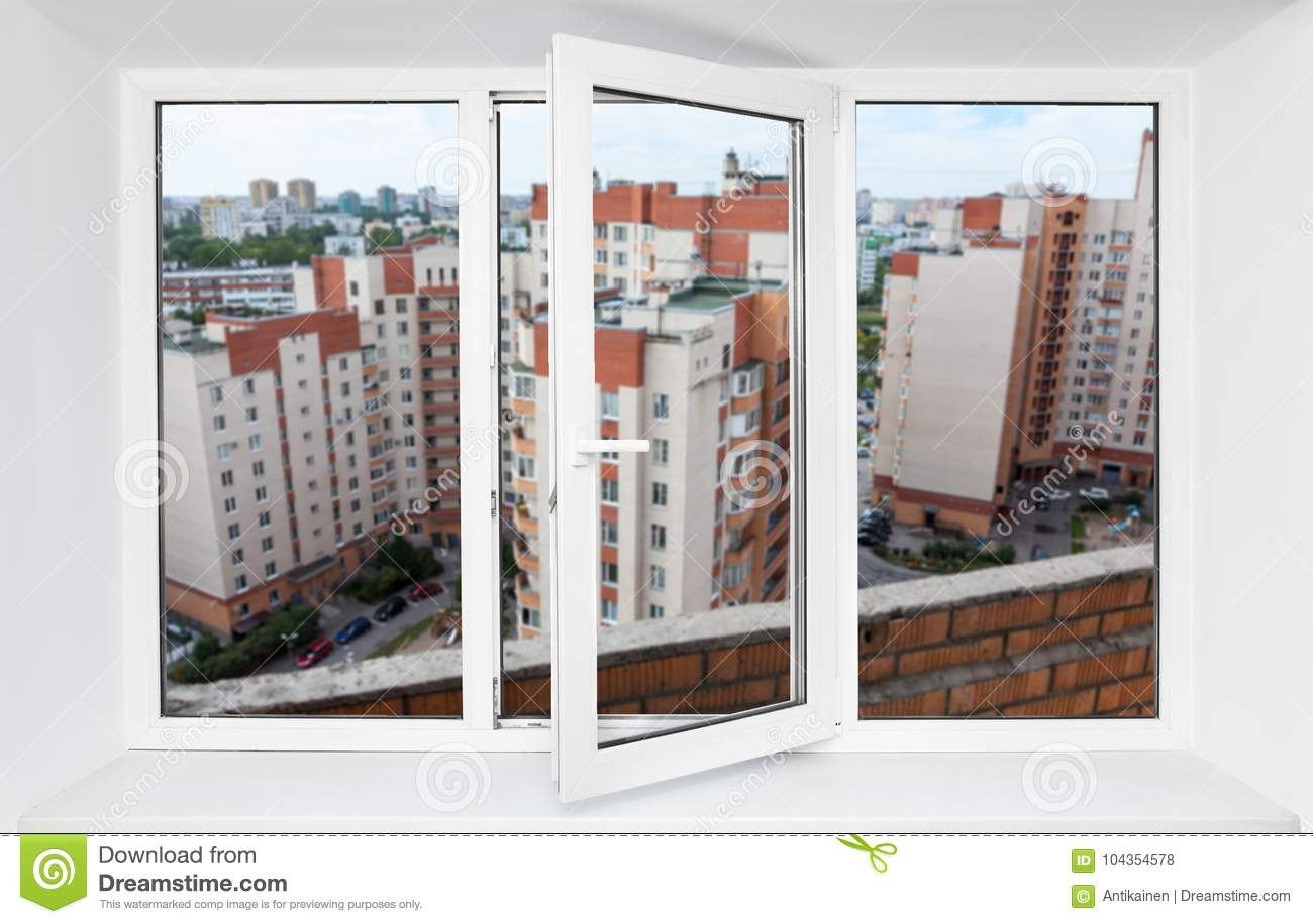 PVC windows in the apartment - the main condition for a comfortable stay 83