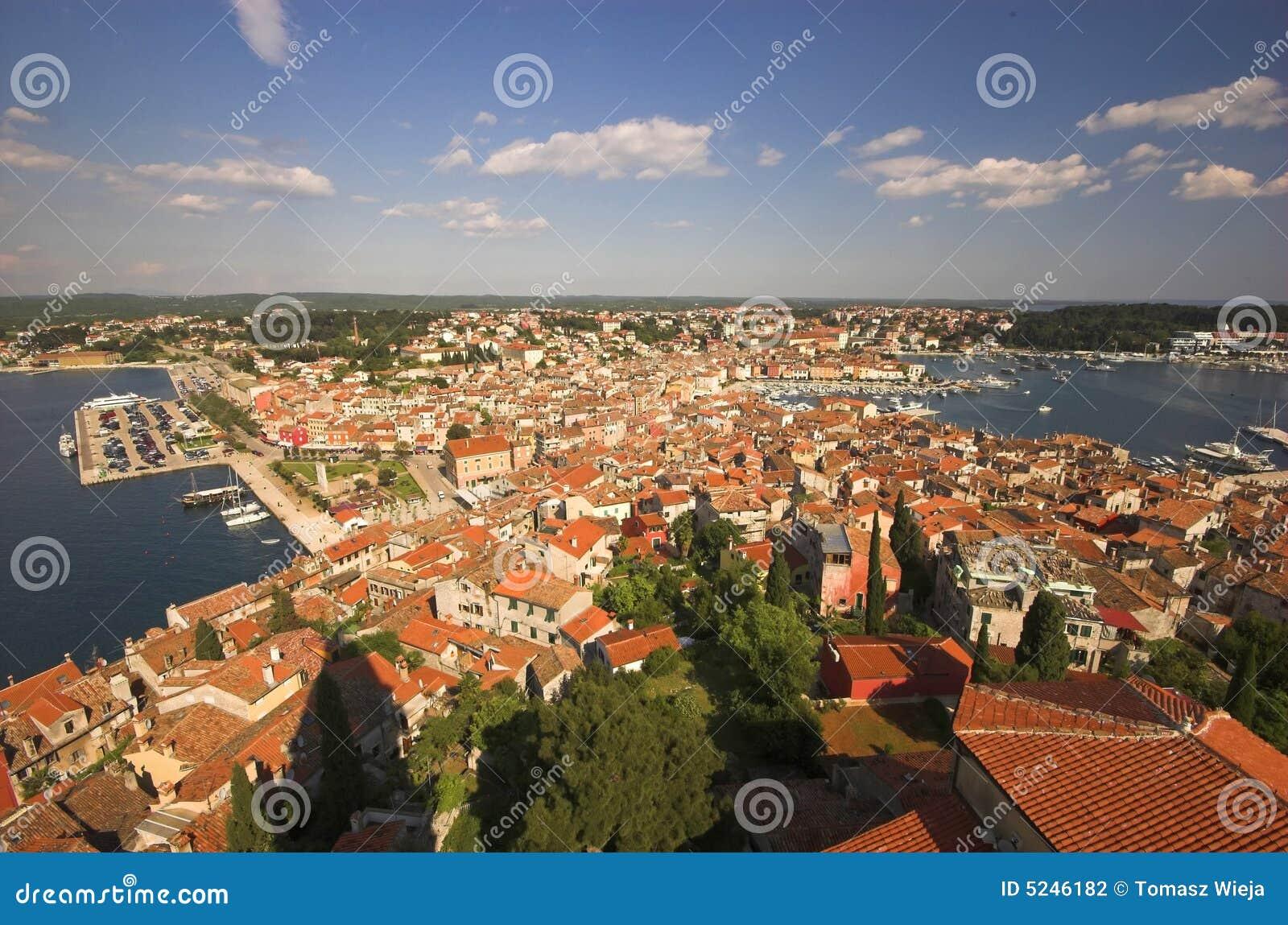 A view of Rovinj