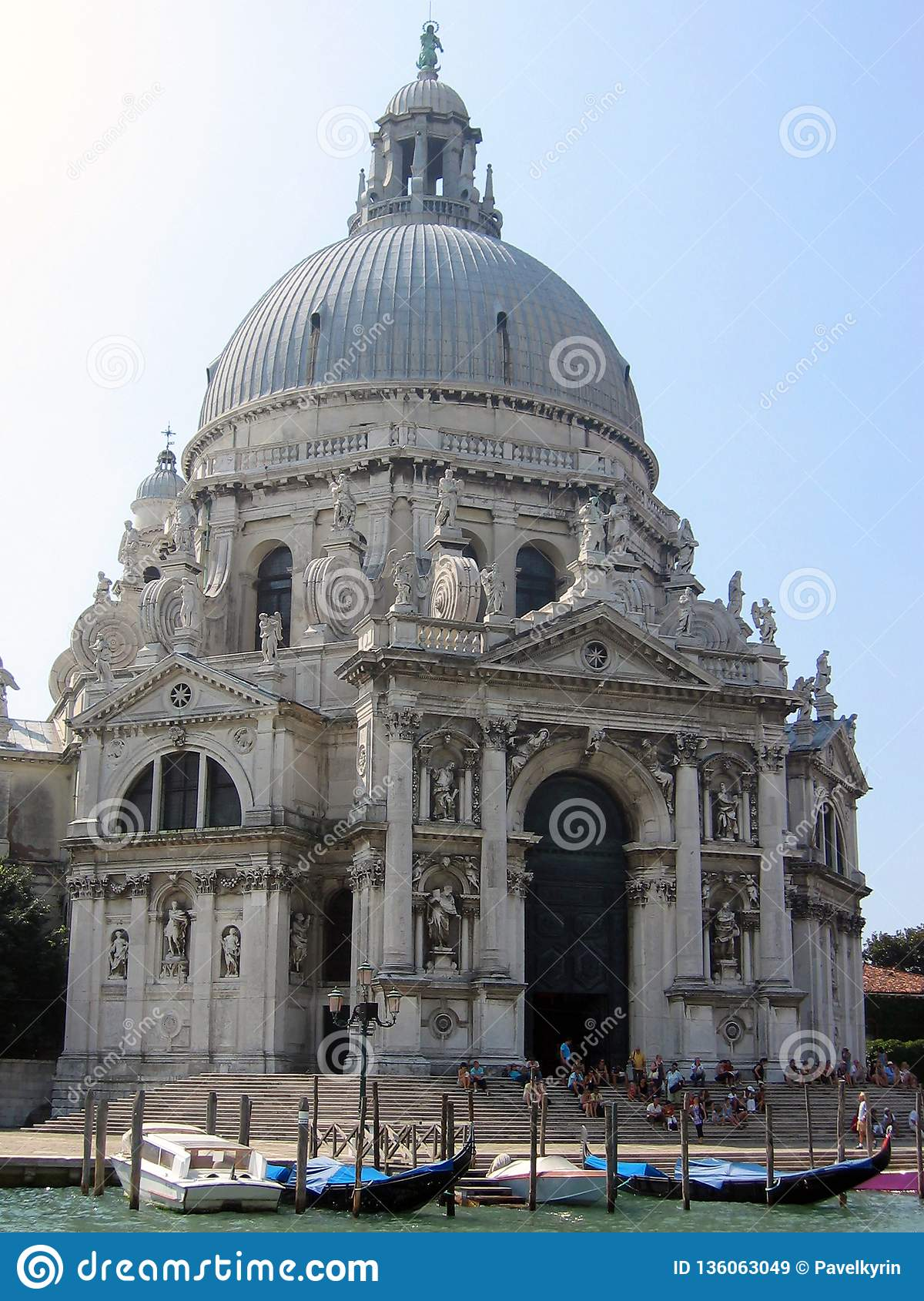 View of Santa Maria della Salute