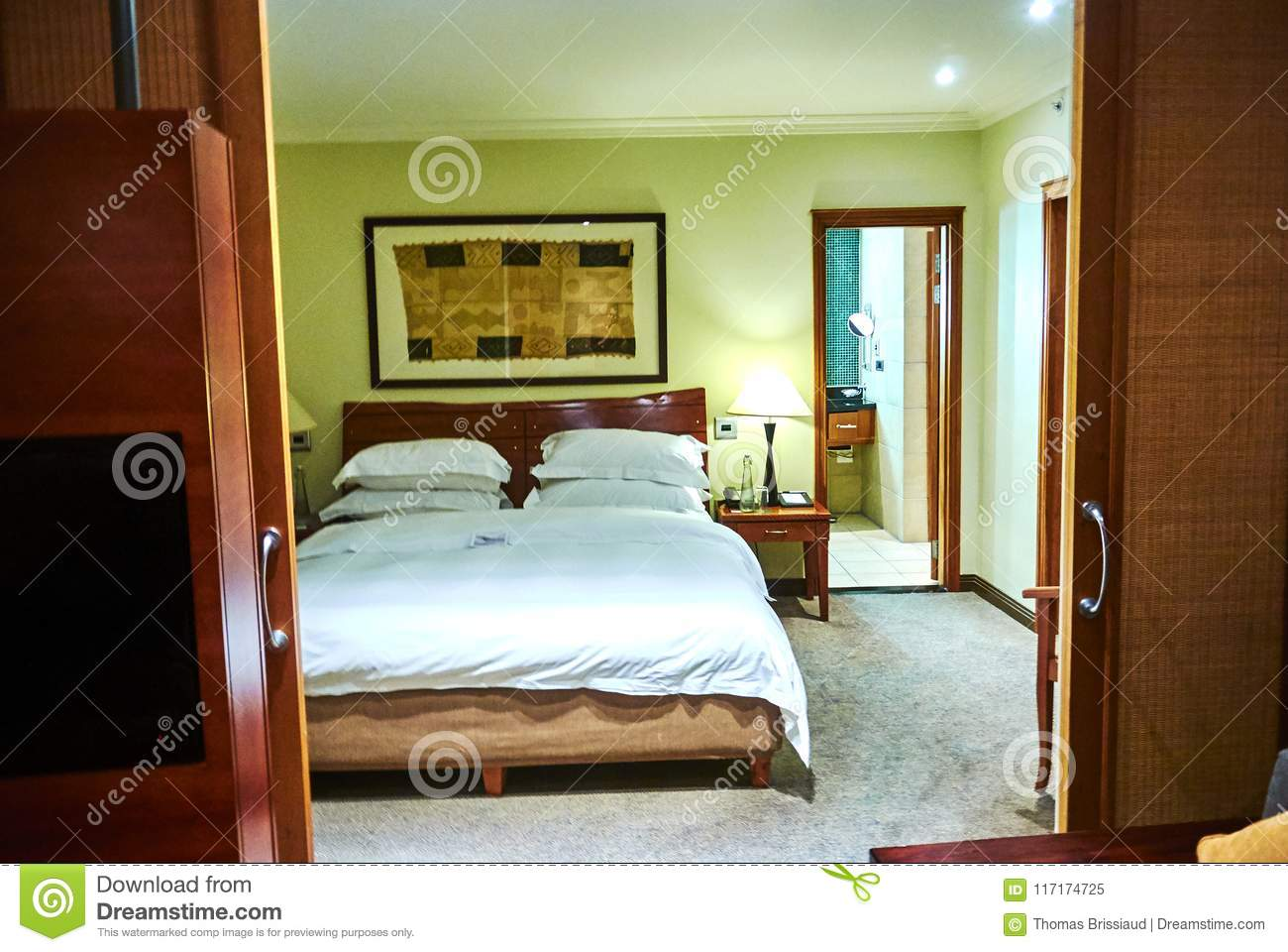 View Of Suite In Luxury Hotel Arabella Country Estate Club Stock Image Image Of Beach Architecture 117174725