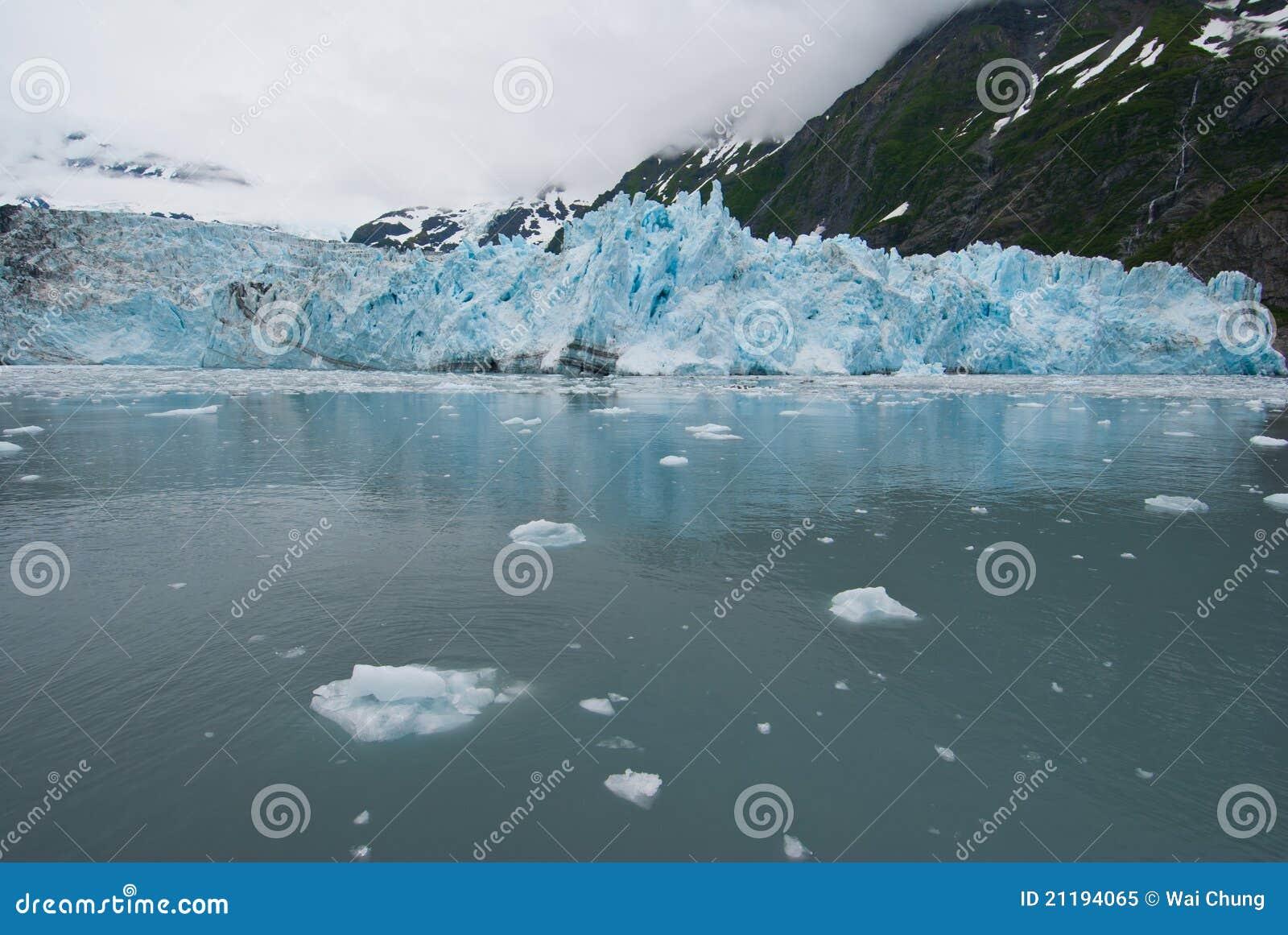 View of Surprise Glacier