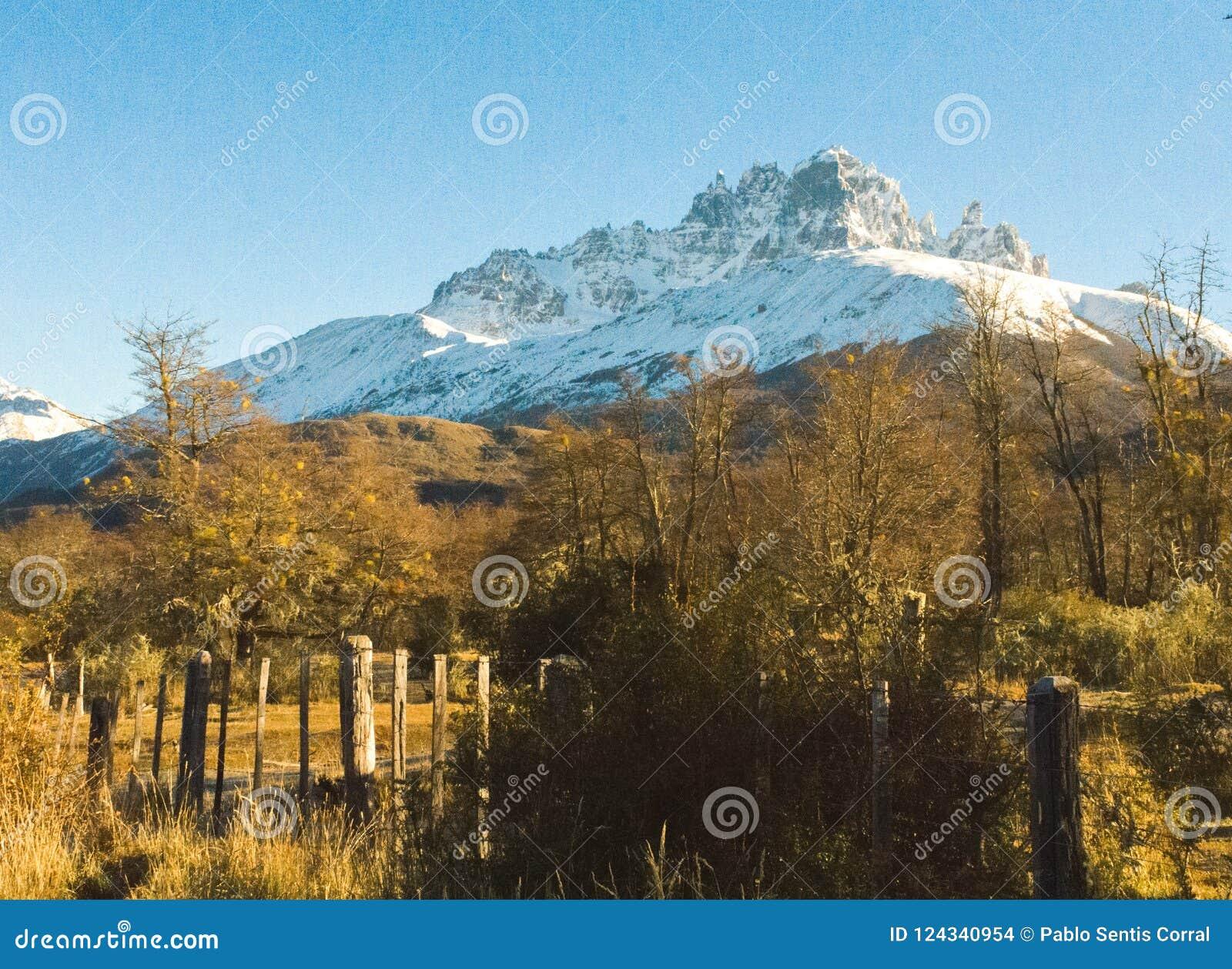 View to Cerro Castillo