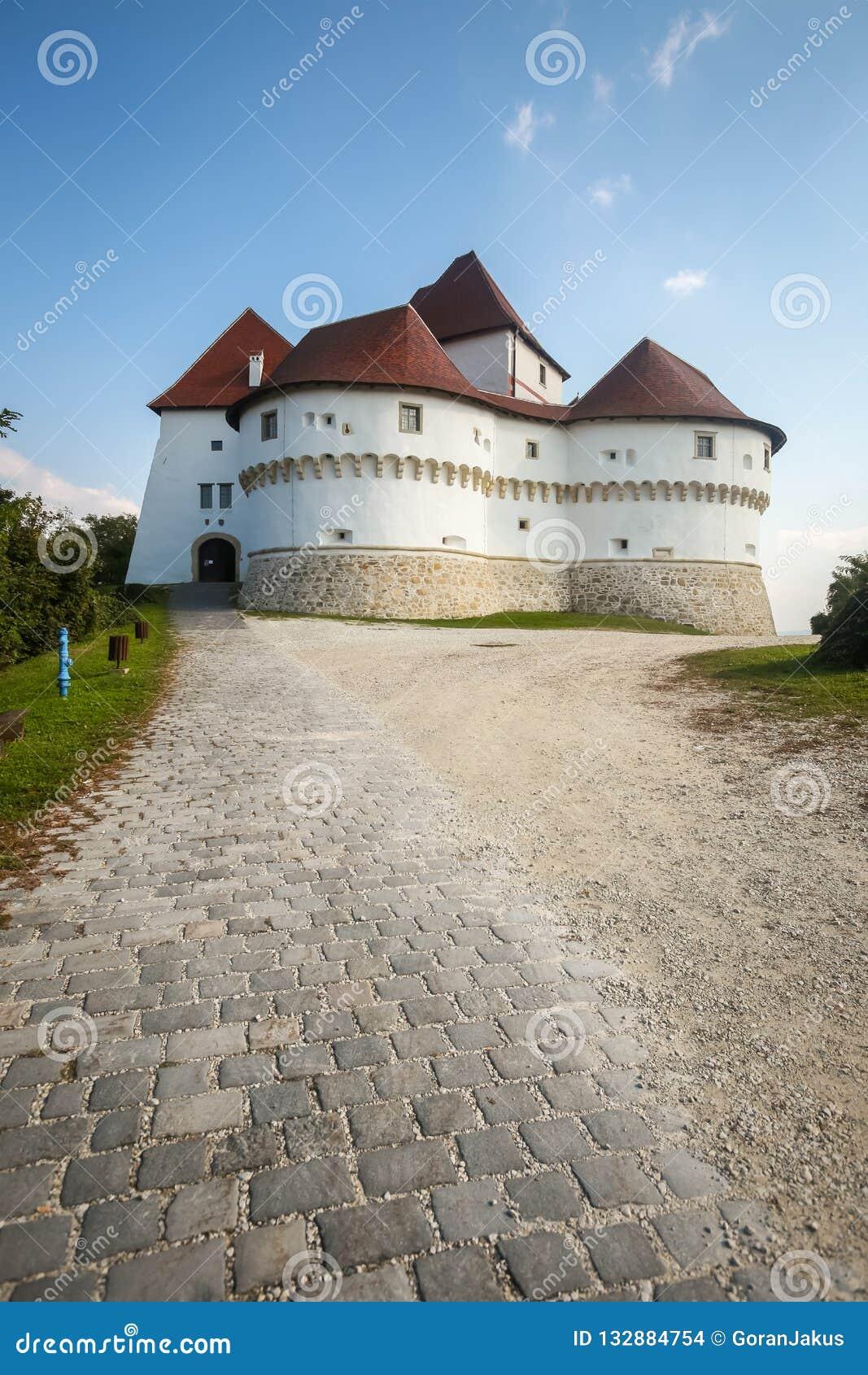 Veliki Tabor castle in Zagorje