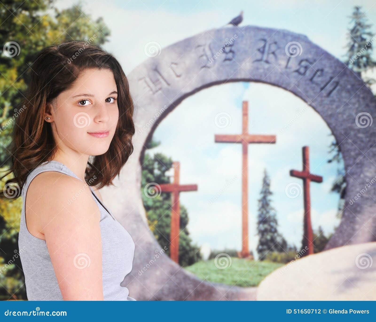 Teen christian easter readings women teen girls