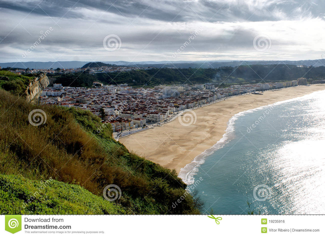 Viewpoint in Nazare