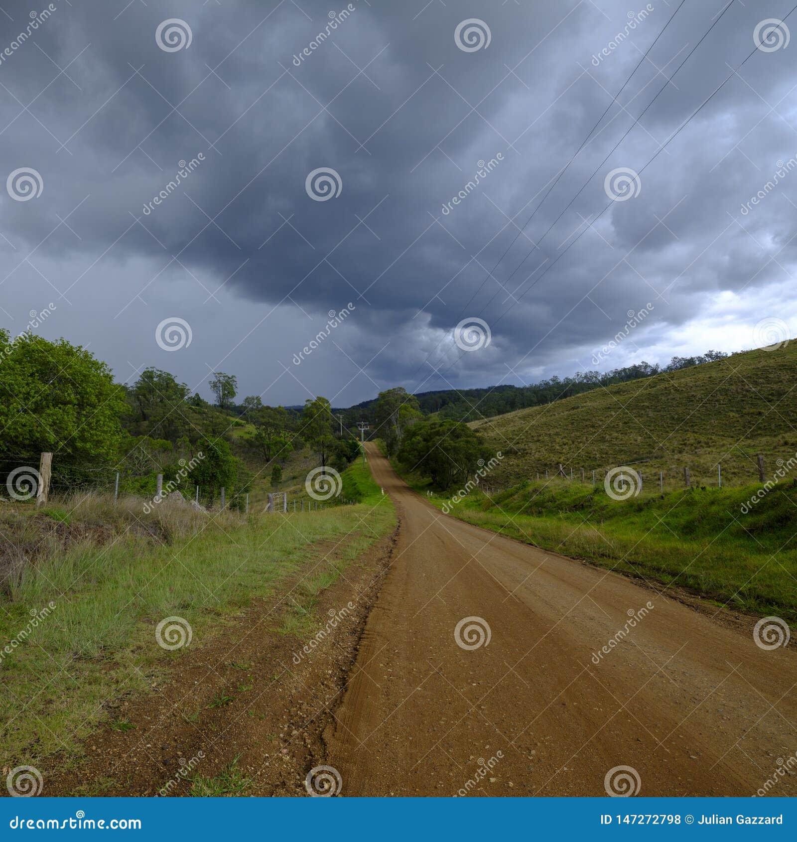 Views around Millfield and Cessnock in the Hunter Valley, NSW, Australia