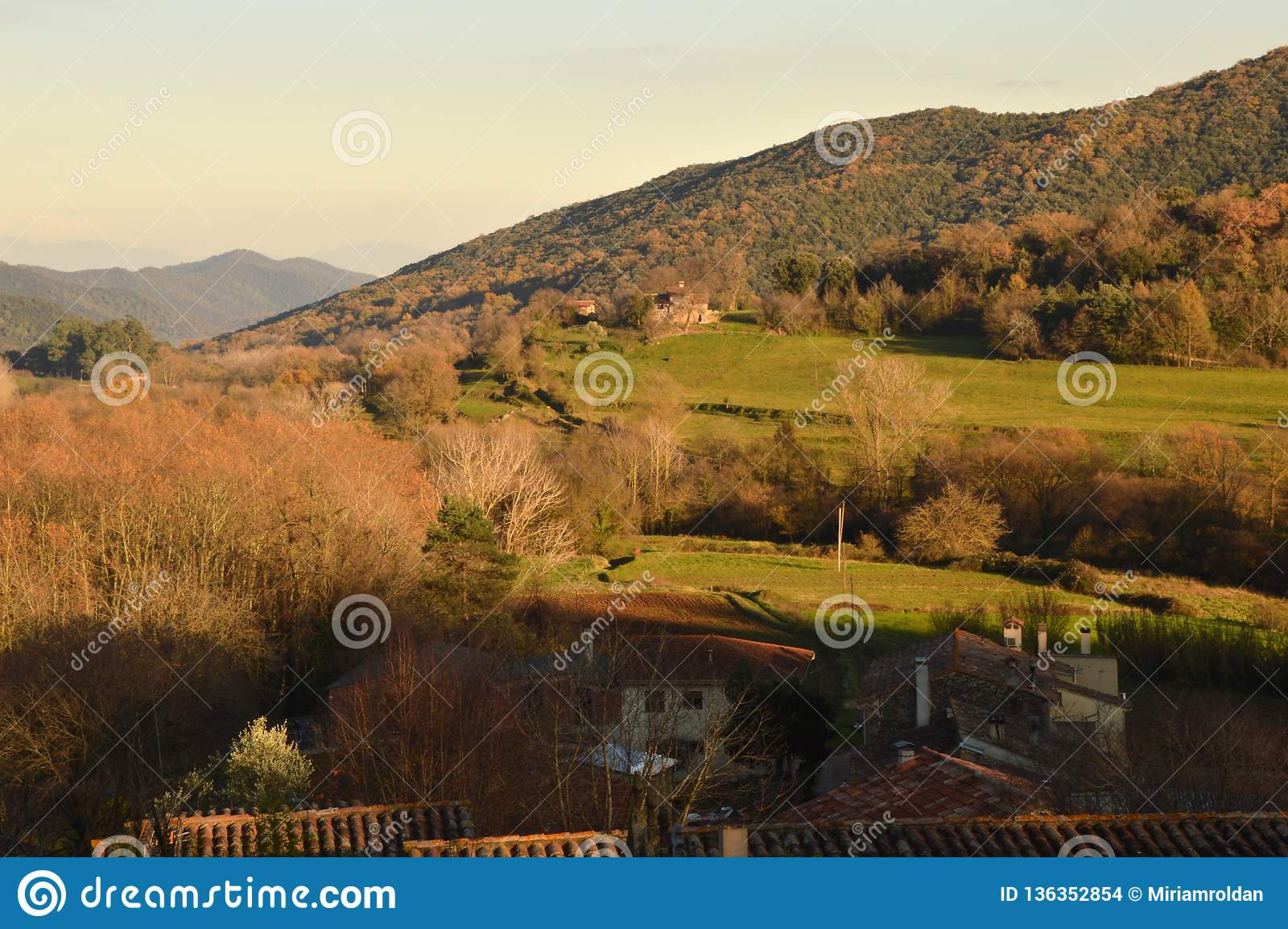 Views from Santa Pau