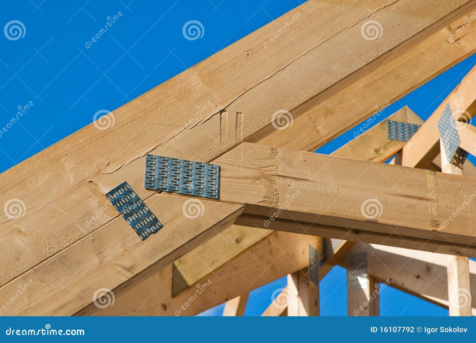 Vigas de madera fotograf a de archivo imagen 16107792 - Vigas redondas de madera ...