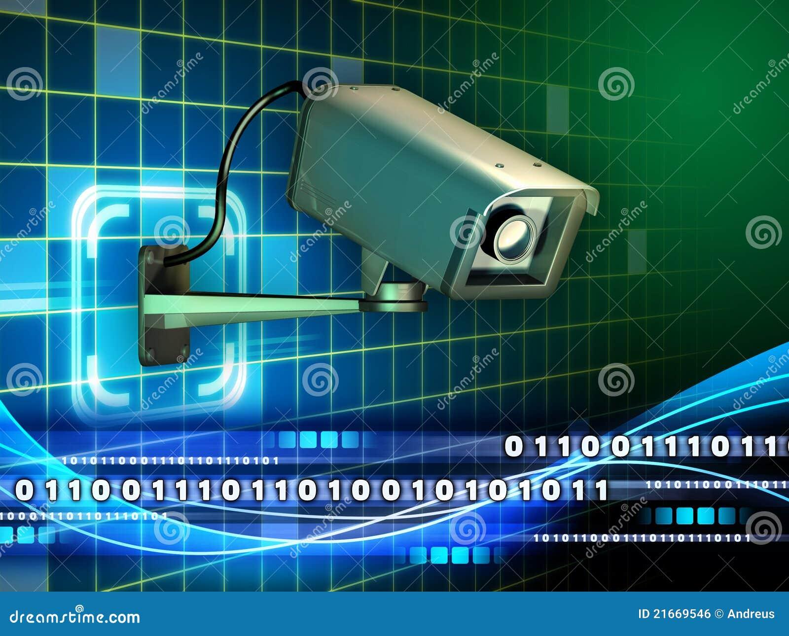 Vigilancia del Internet