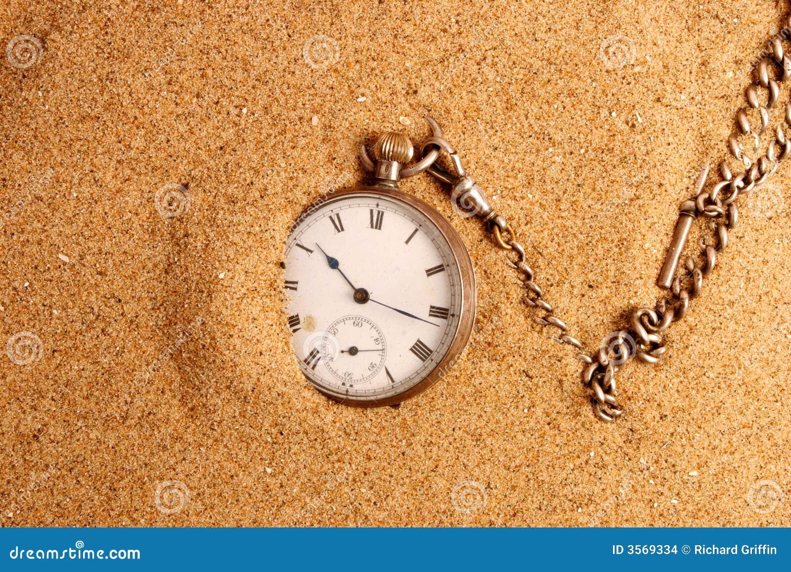 Vigilanza di casella di Antigue in sabbia
