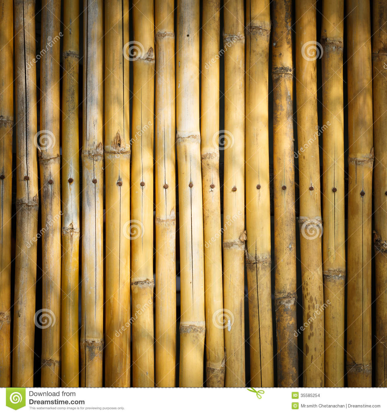 Bamboo Stcik People ~ Vignette style bamboo stick background stock images