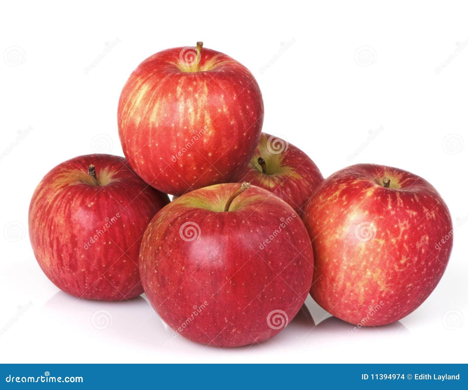 Vijf Rode Appelen