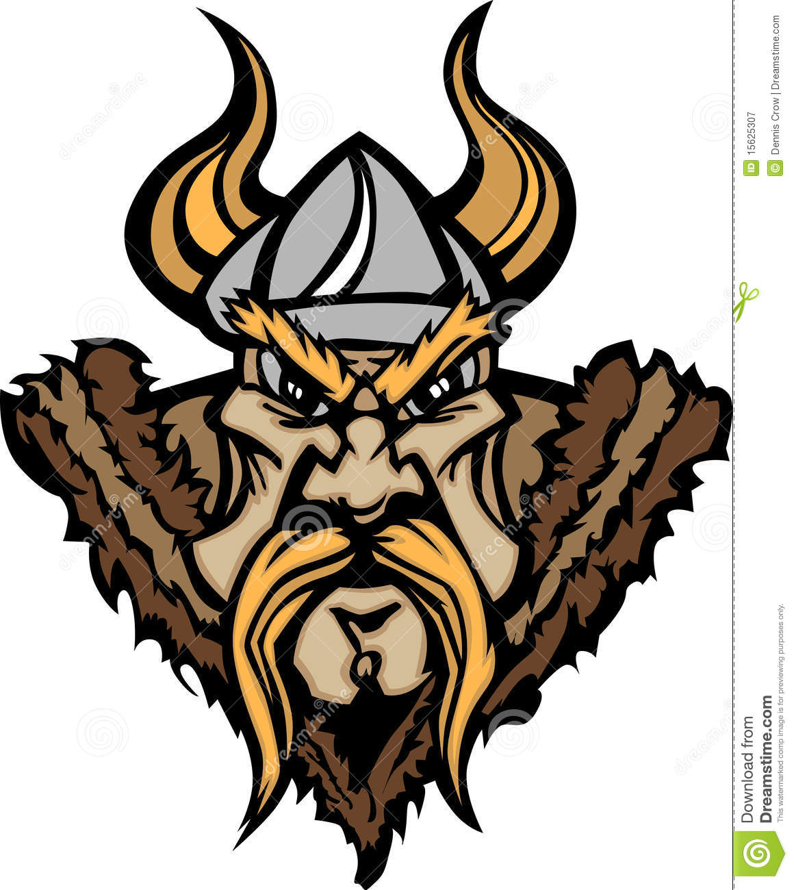 viking barbarian mascot cartoon logo royalty free stock. Black Bedroom Furniture Sets. Home Design Ideas