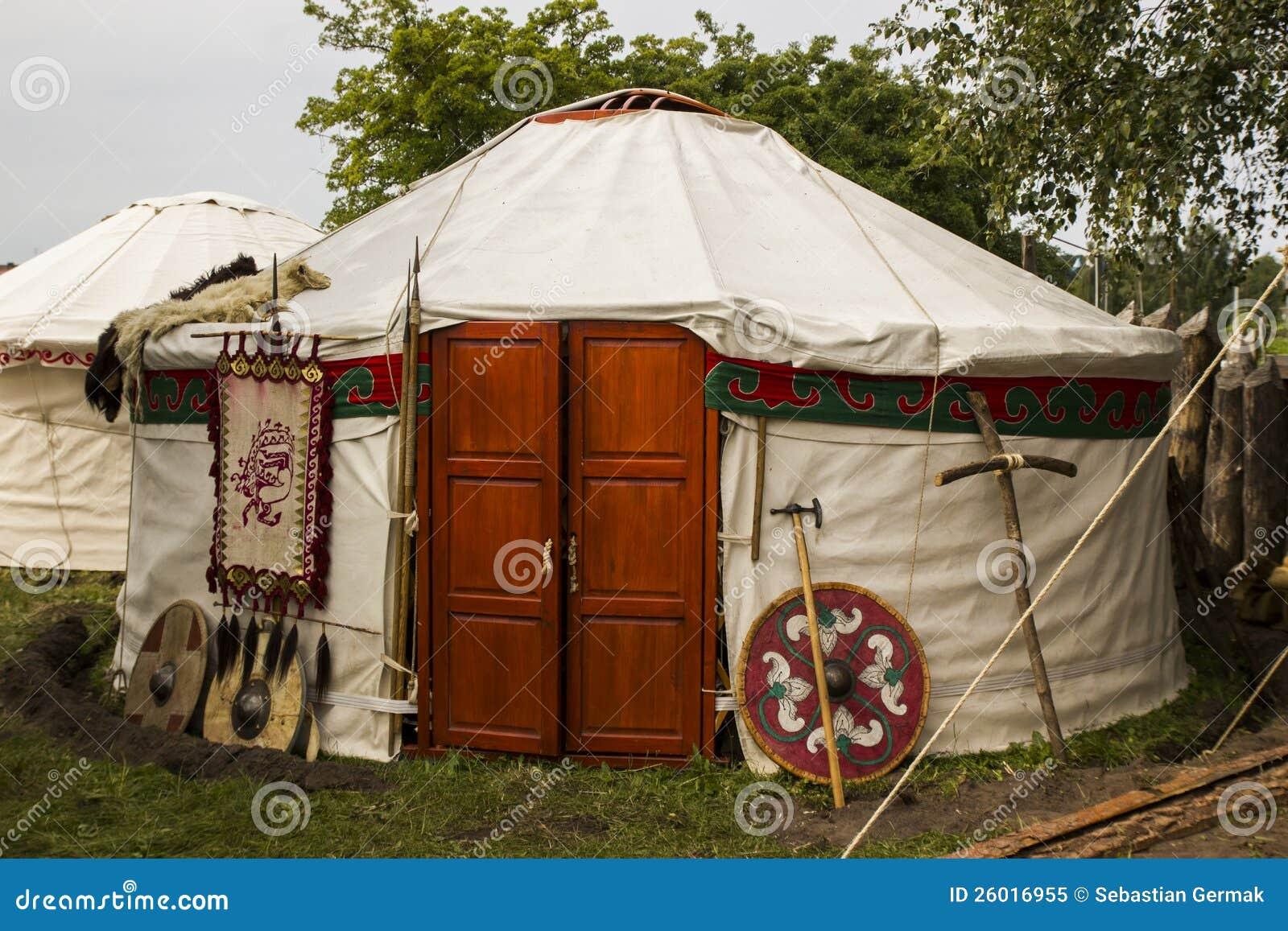 Viking c& & Viking camp stock image. Image of tent scandinavia campfire ...