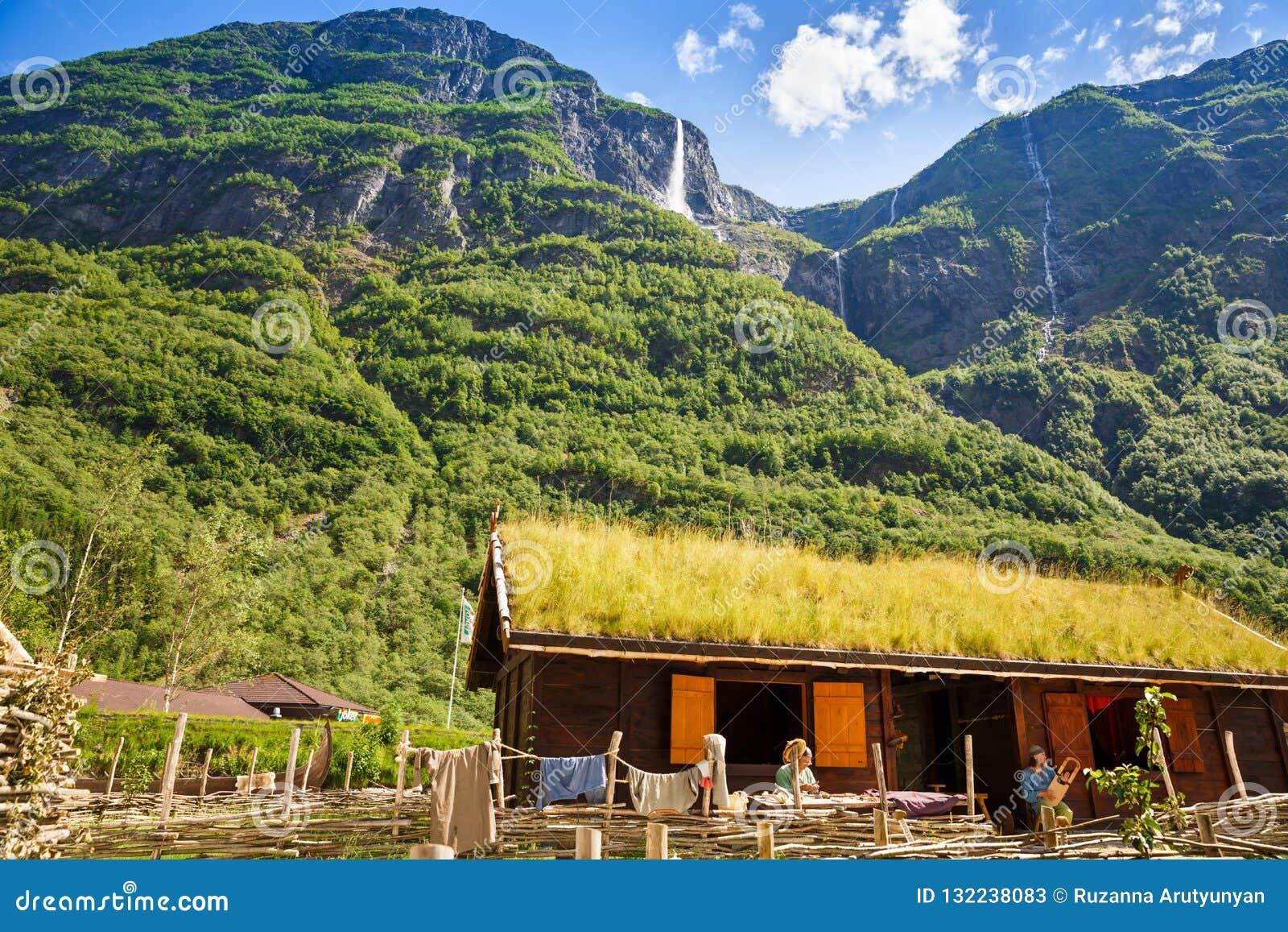 Vikings Dorf