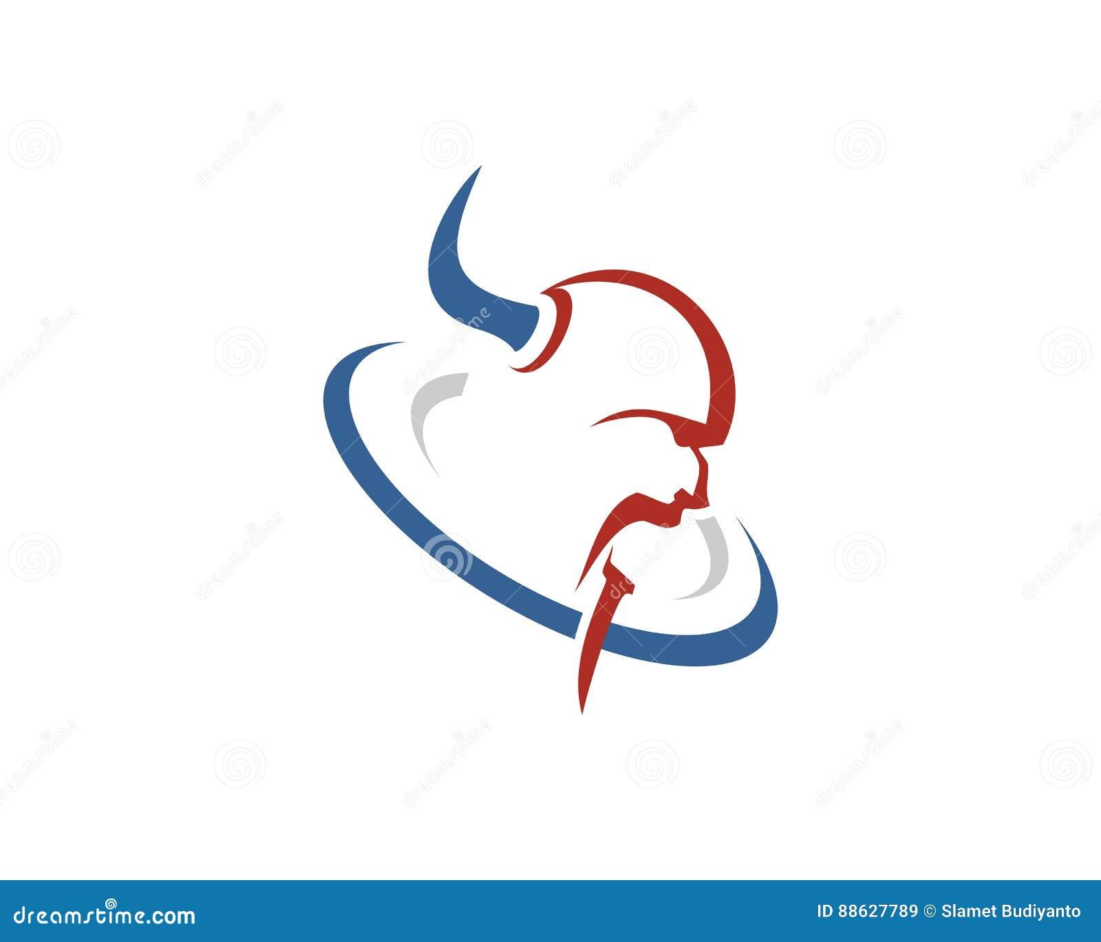 Viking Logo Stock Vector Illustration Of Logo Boat 88627789