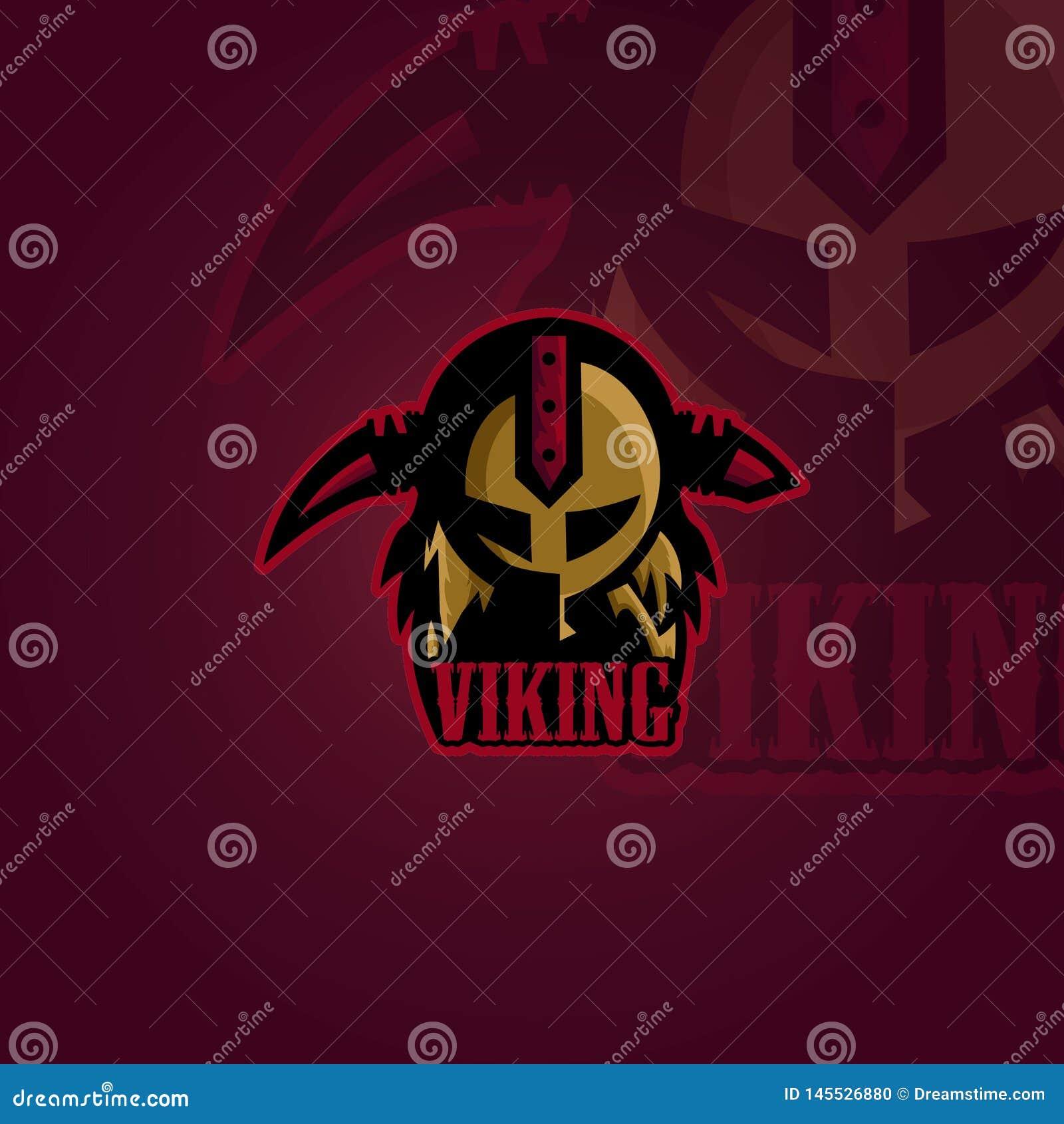 Viking Mascot Vetora