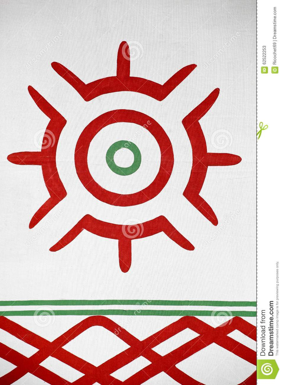 Viking Motif On A Tent Stock Image Image Of Denmark 62522253