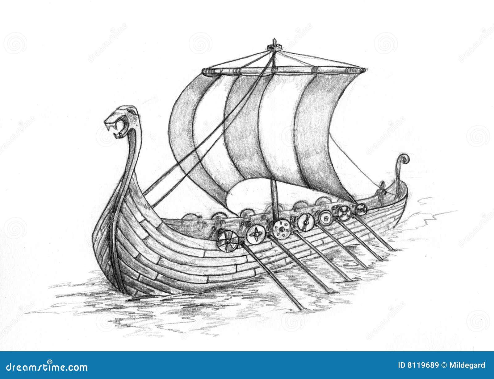 Viking ship 1