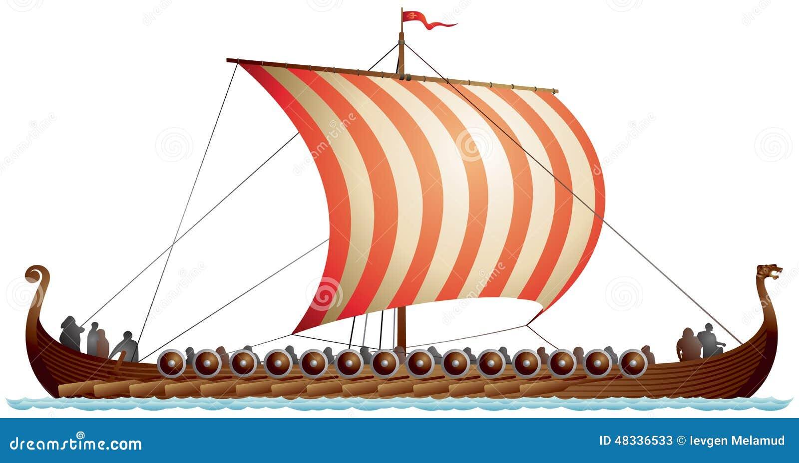 Viking Dragon Ship Plans