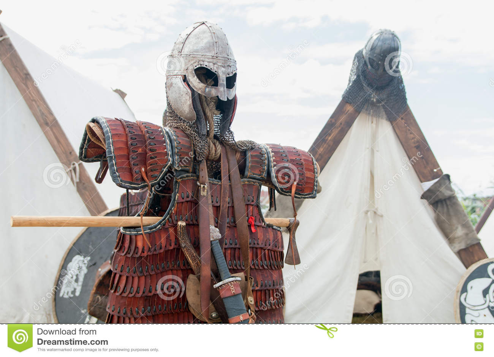 Viking stridpansar