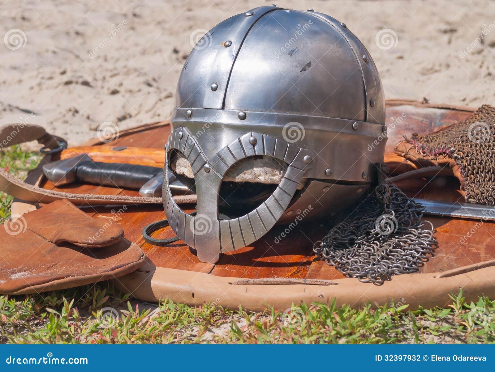 Viking weaponry