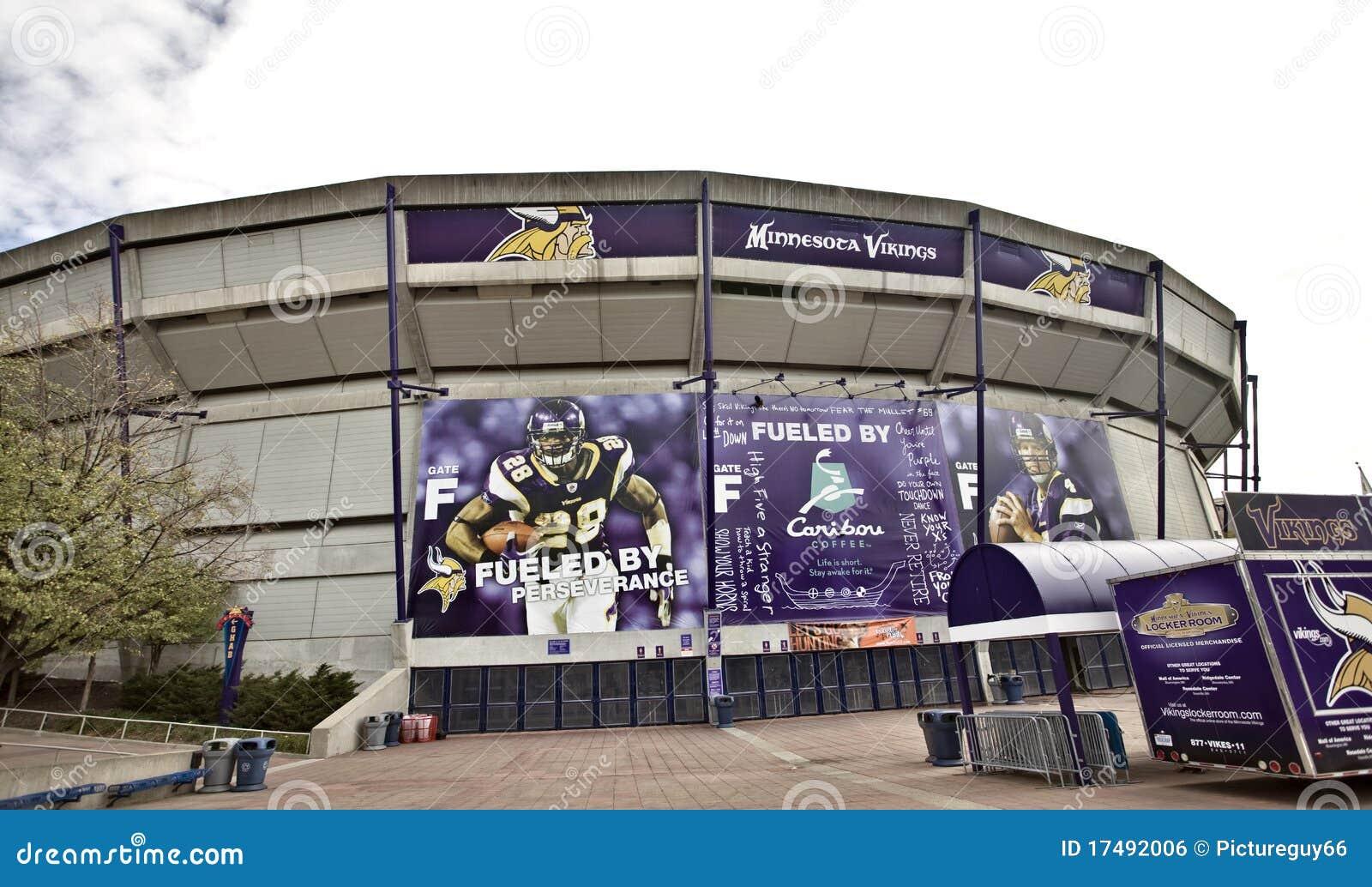 Vikings Stadium Minneapolis