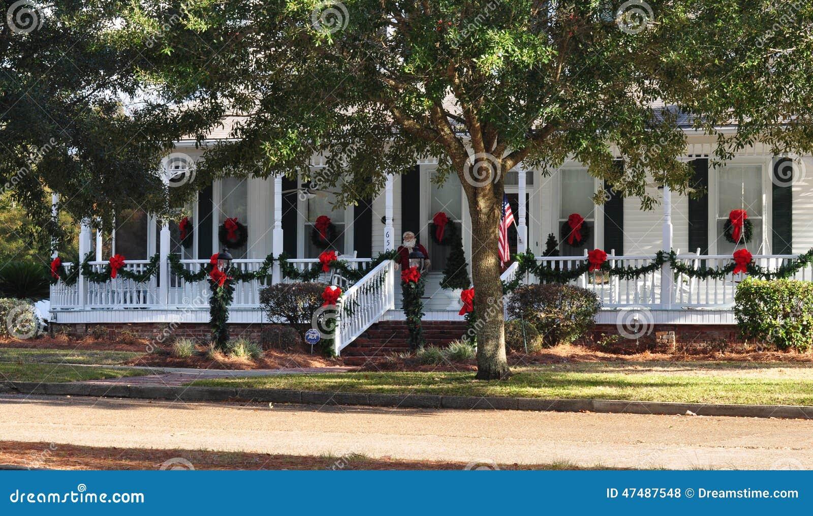 viktorianisches weihnachten stockfoto bild 47487548. Black Bedroom Furniture Sets. Home Design Ideas