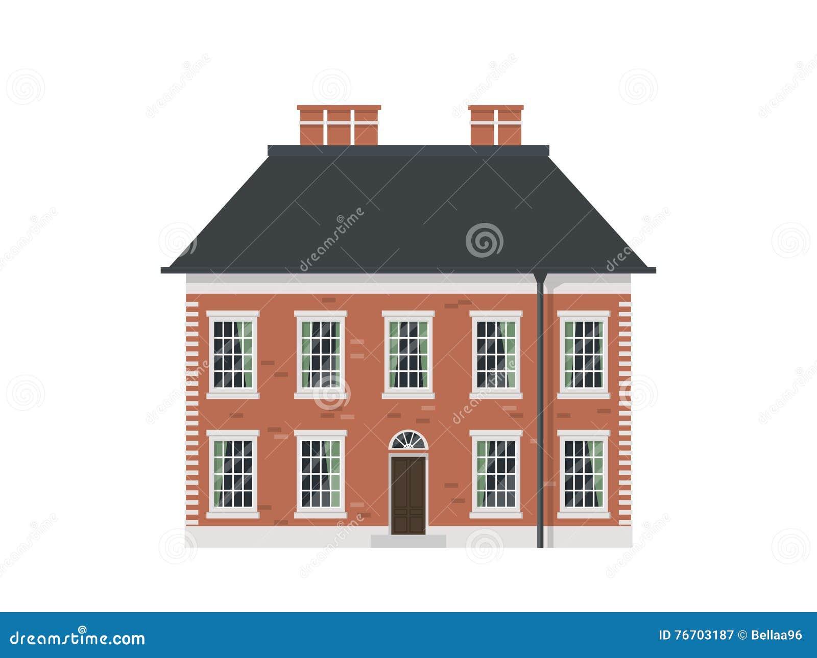 Viktoriansk husuppsättning