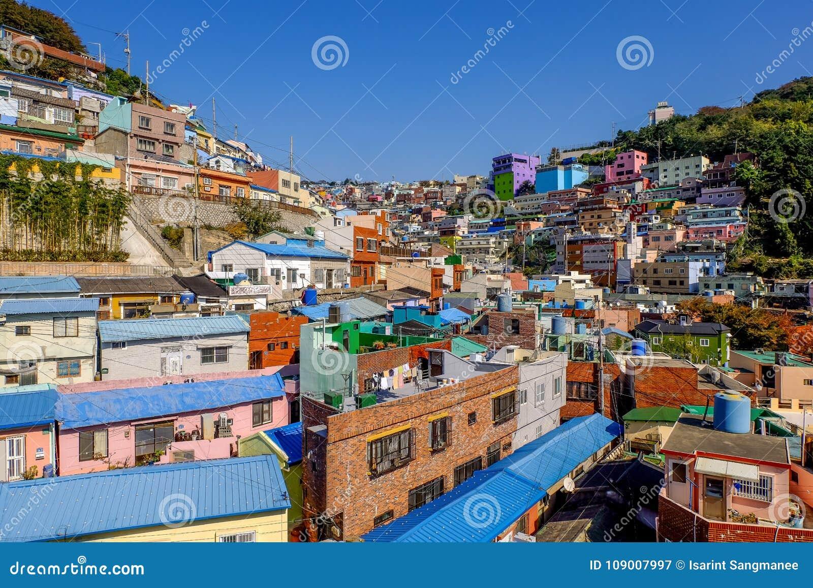 Vila da cultura de Gamcheon