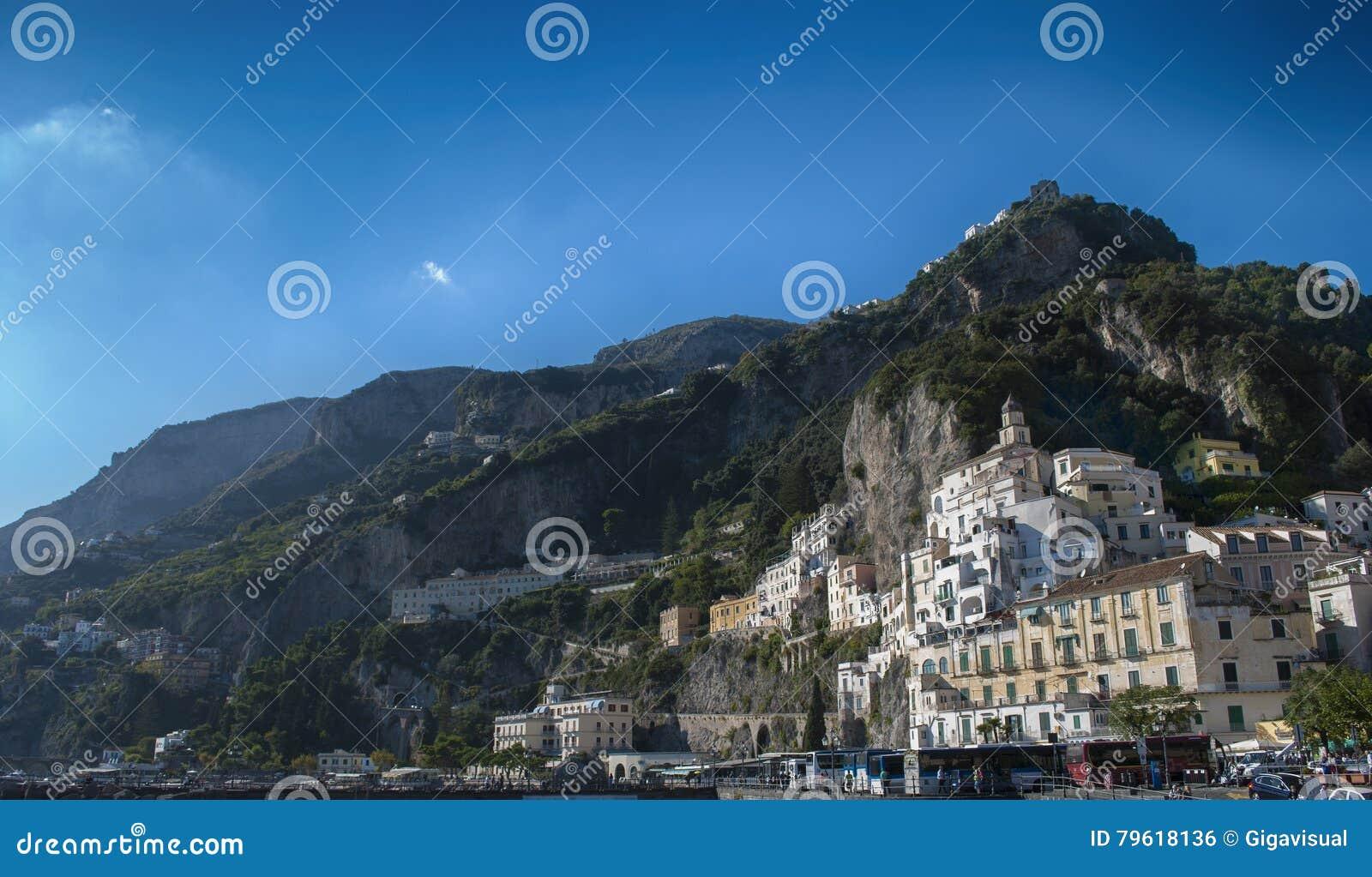 Vila de Amalfi