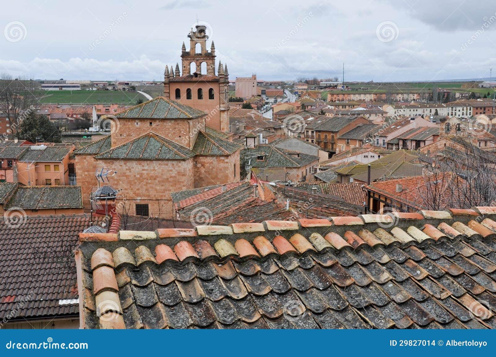Vila de Ayllon, Segovia (Espanha)