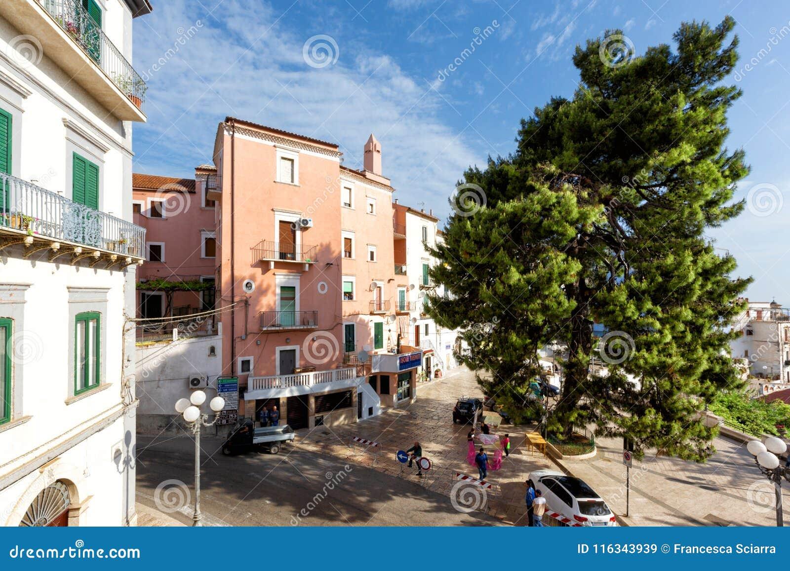 Vila de RODI GARGANICO em Puglia