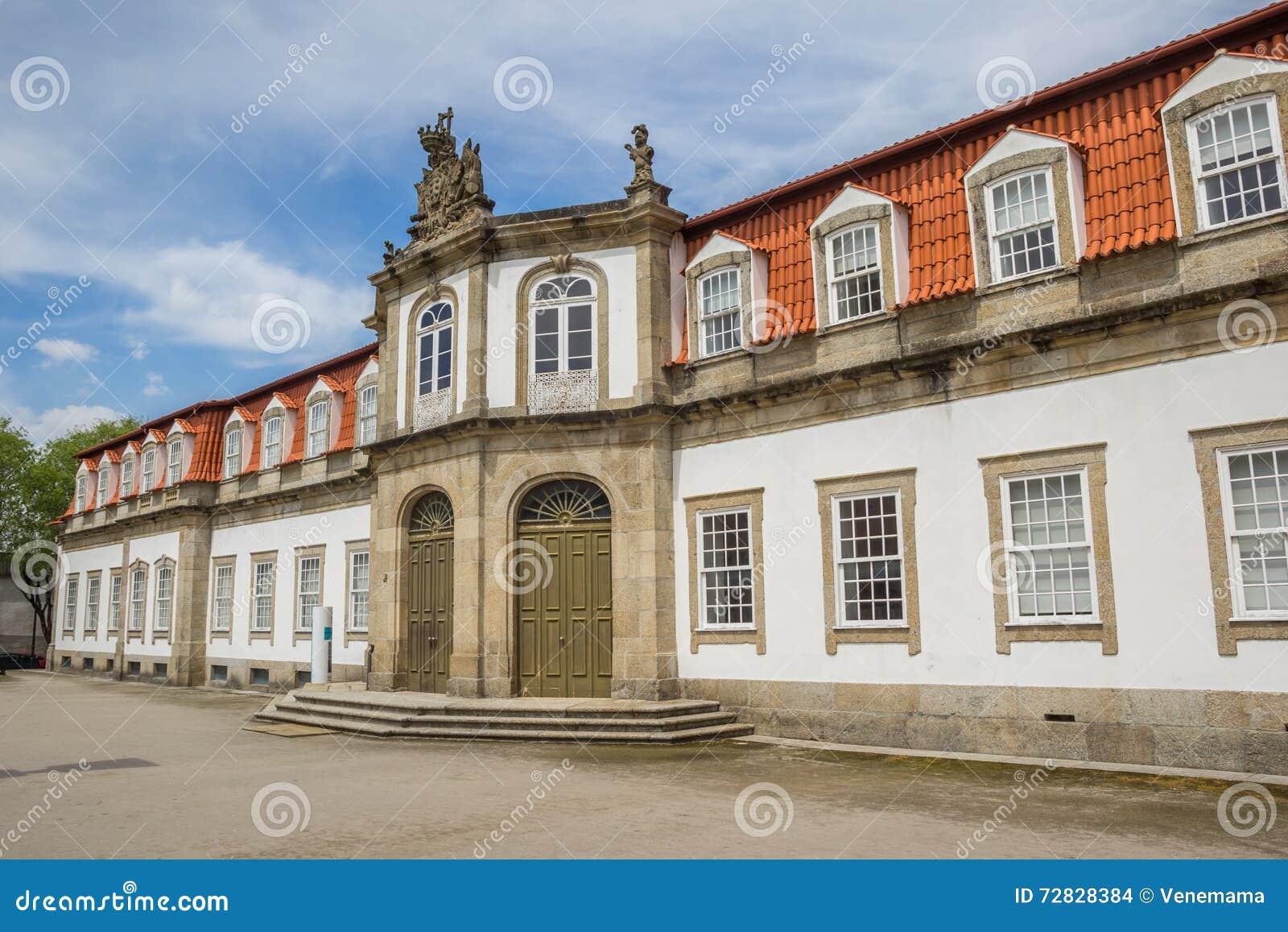 Vila Flor au centre de Guimaraes