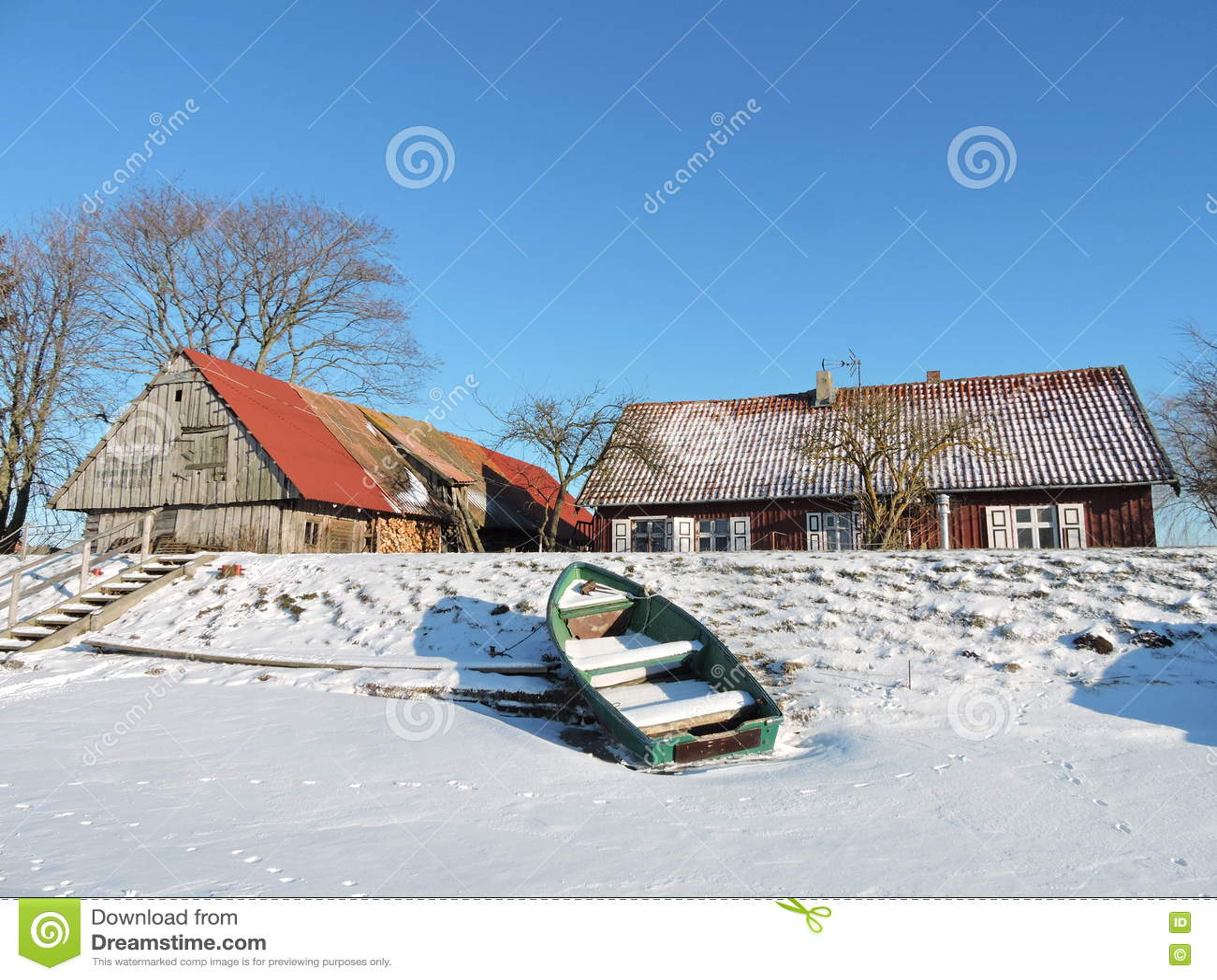 Vila Minge, Lithuania