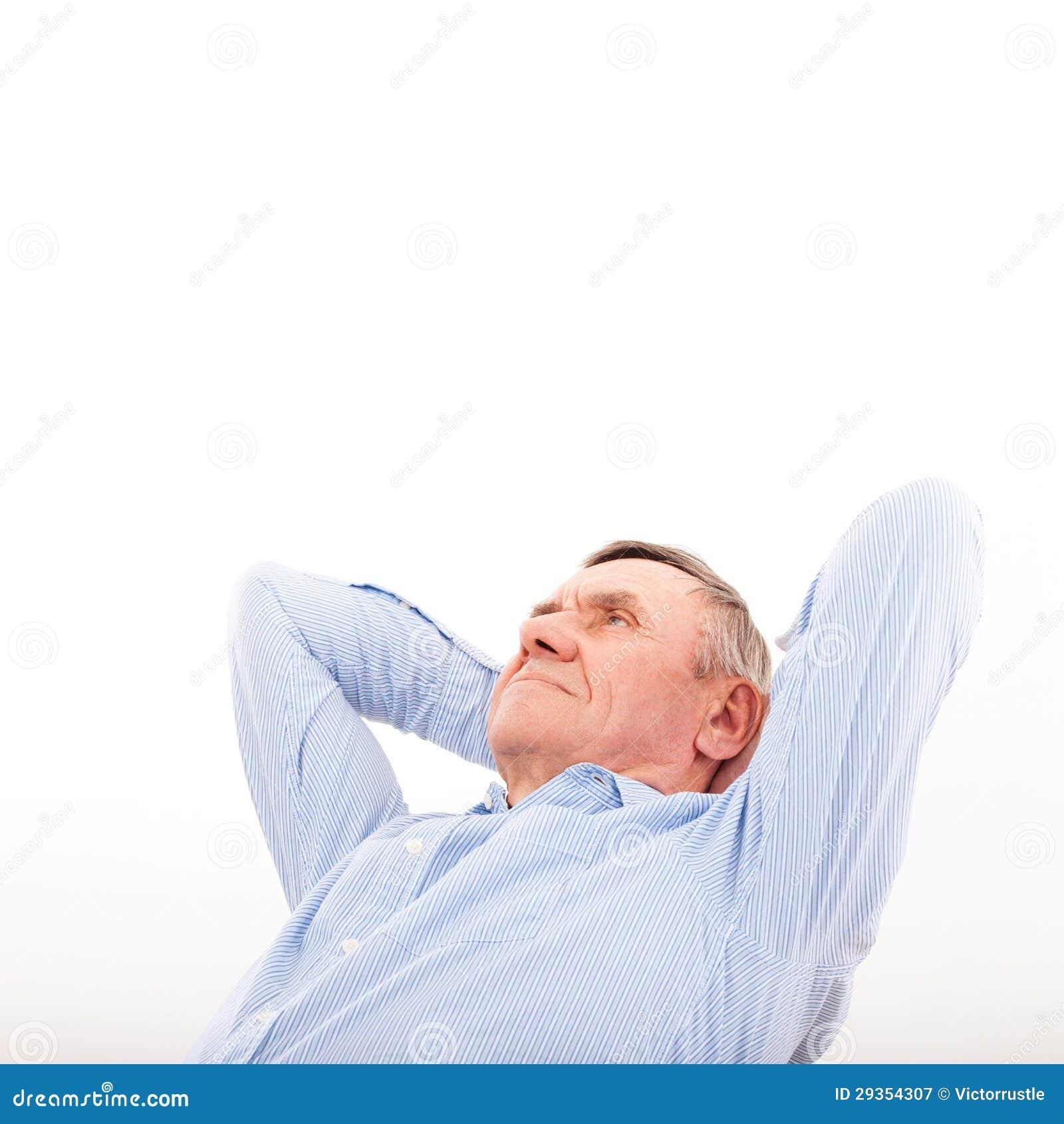 Vila och drömmen av lyckade äldre manar