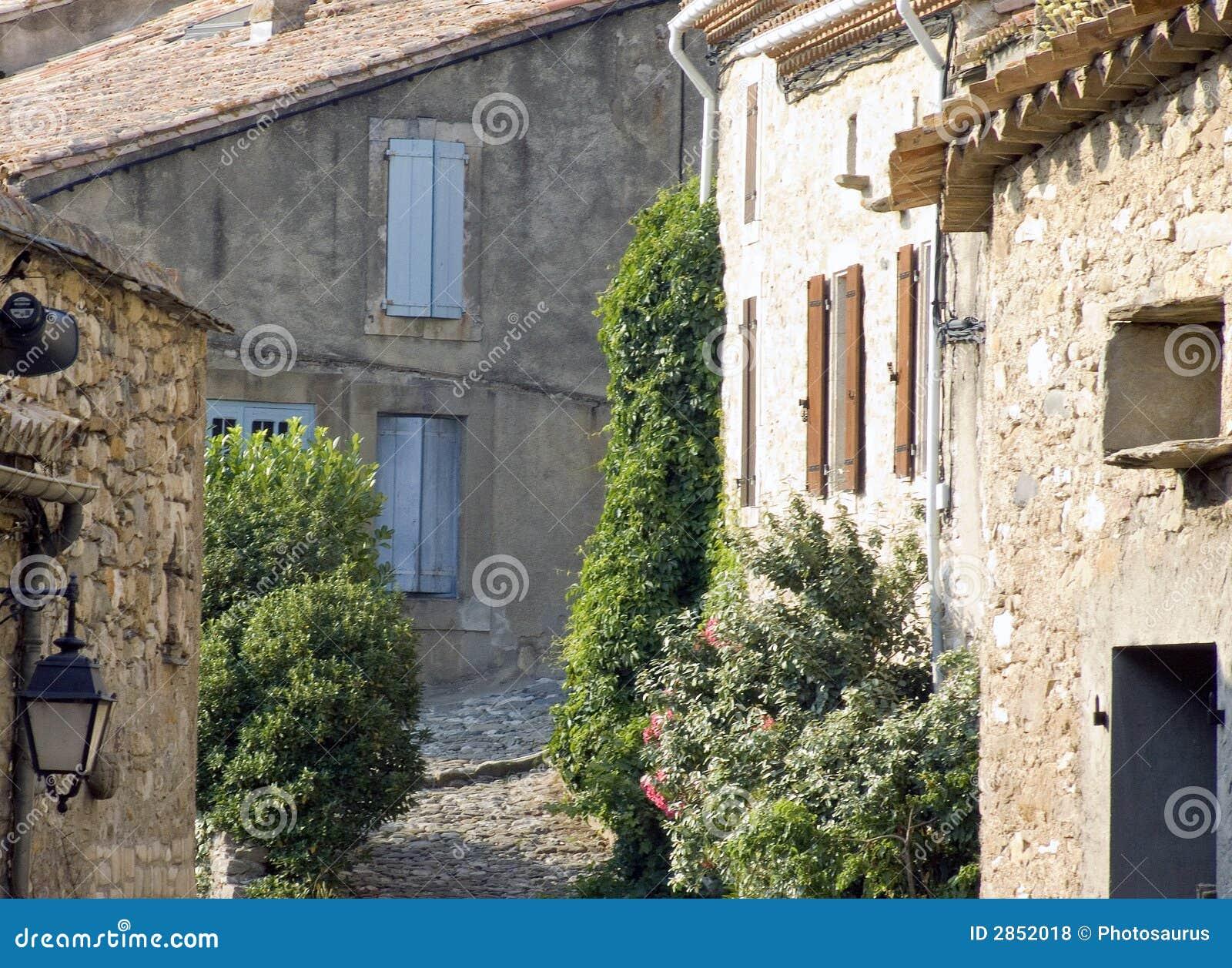 Vila velha no provence