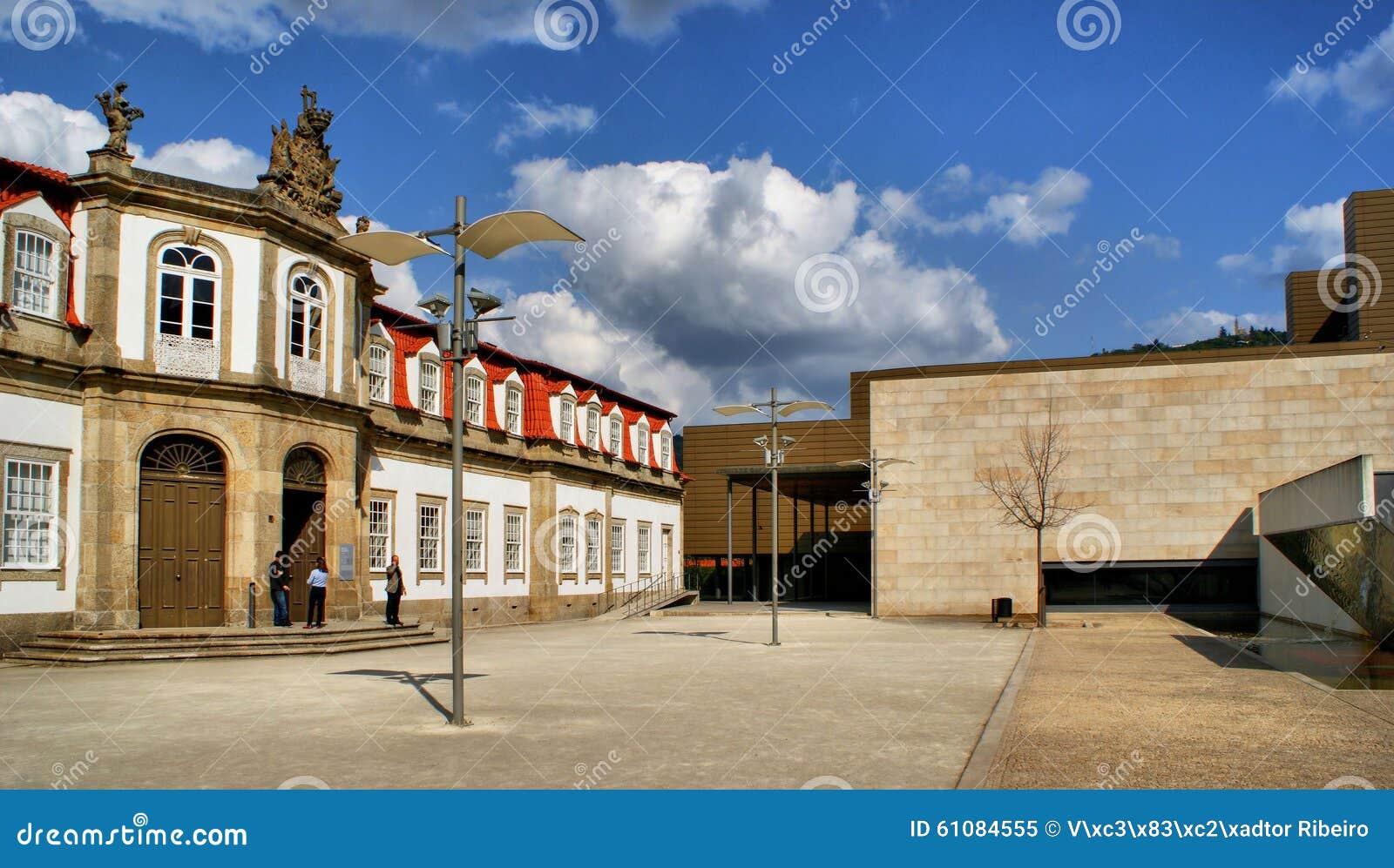 Vilaflor cultural centre in Guimaraes