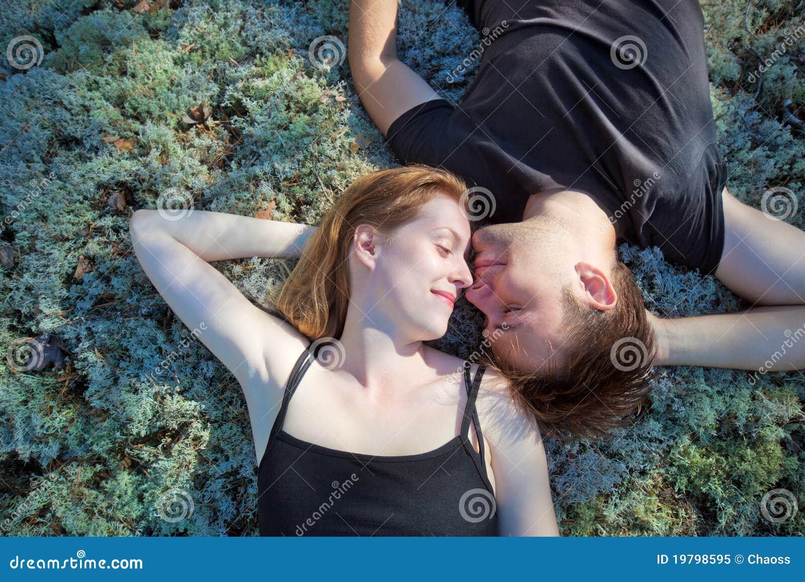 Vilande barn för par